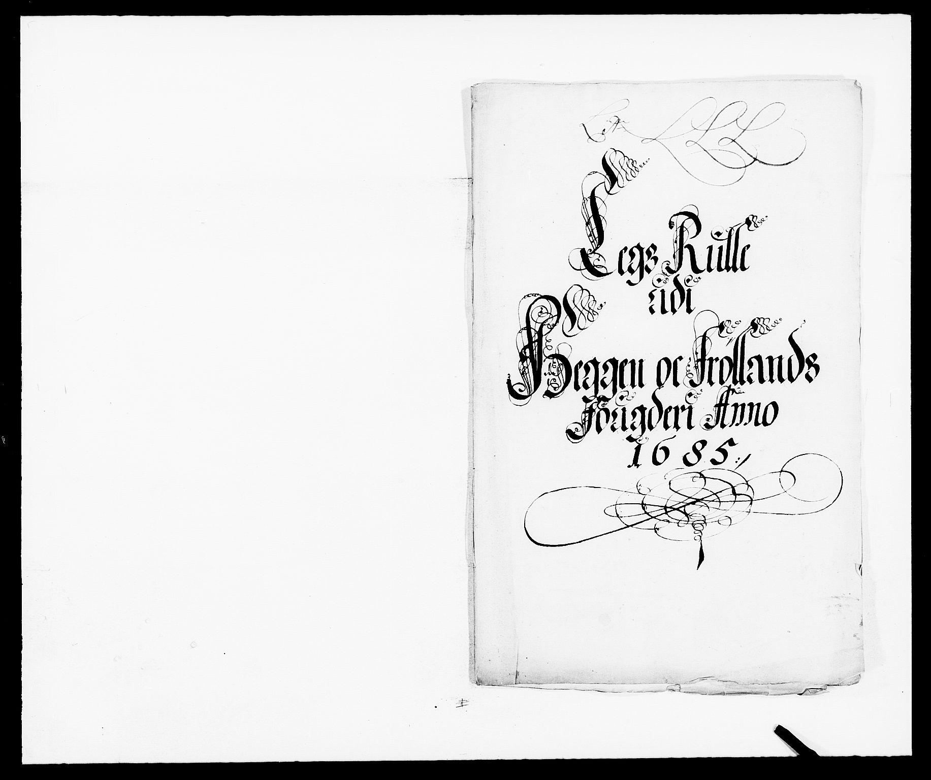 RA, Rentekammeret inntil 1814, Reviderte regnskaper, Fogderegnskap, R06/L0281: Fogderegnskap Heggen og Frøland, 1678-1686, s. 39