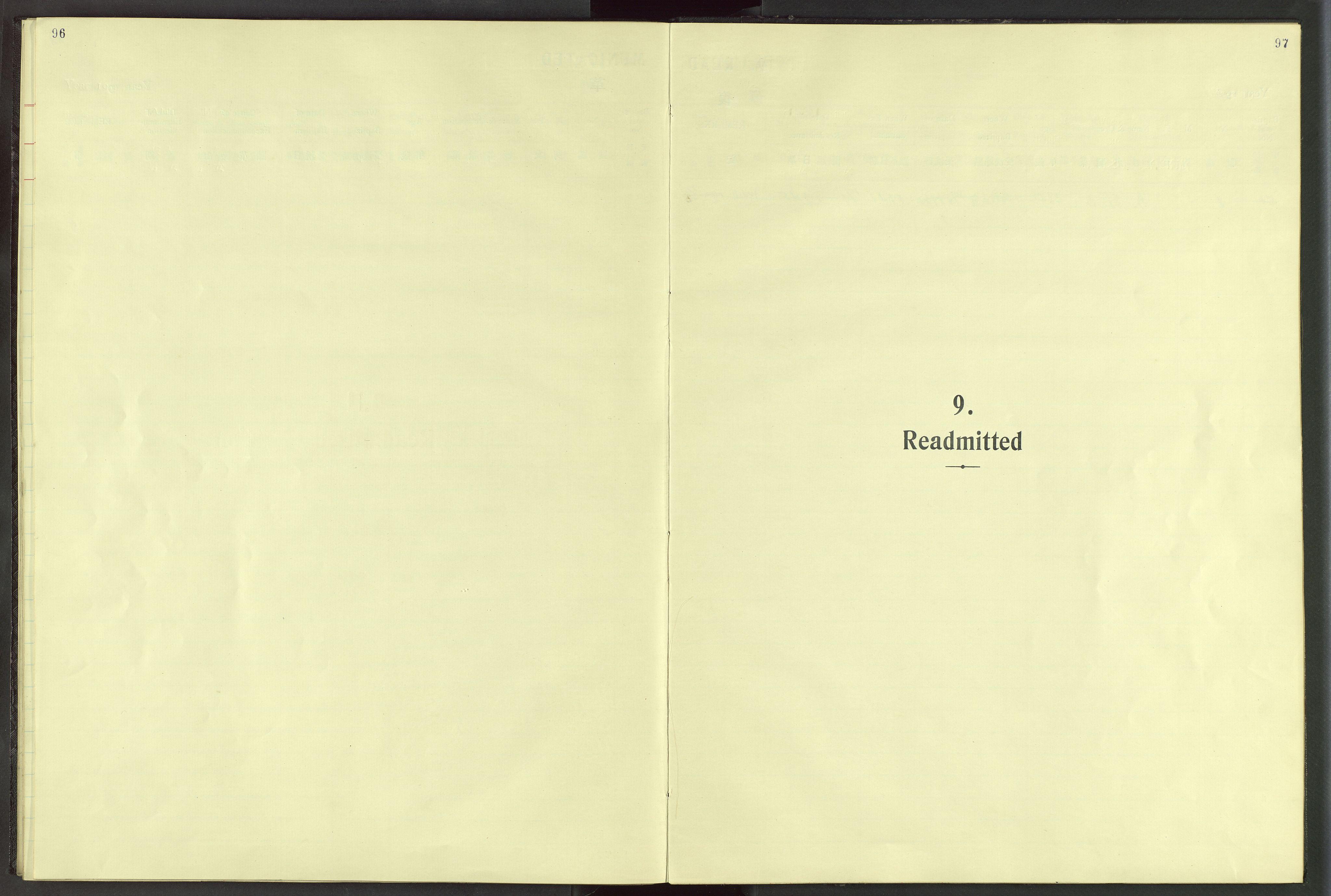 VID, Det Norske Misjonsselskap - utland - Kina (Hunan), Dm/L0024: Ministerialbok nr. 62, 1931-1948, s. 96-97