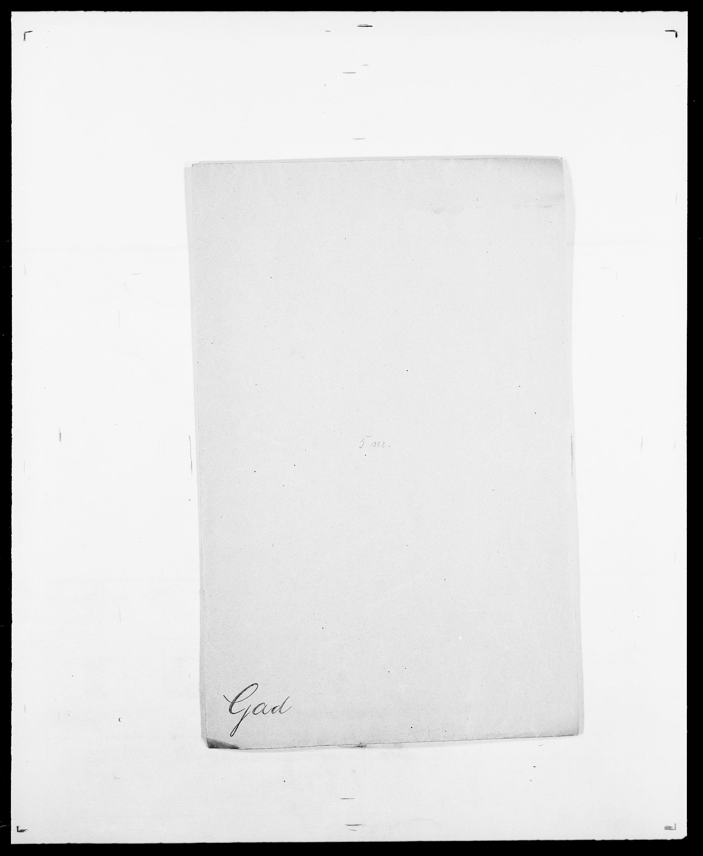 SAO, Delgobe, Charles Antoine - samling, D/Da/L0013: Forbos - Geving, s. 367