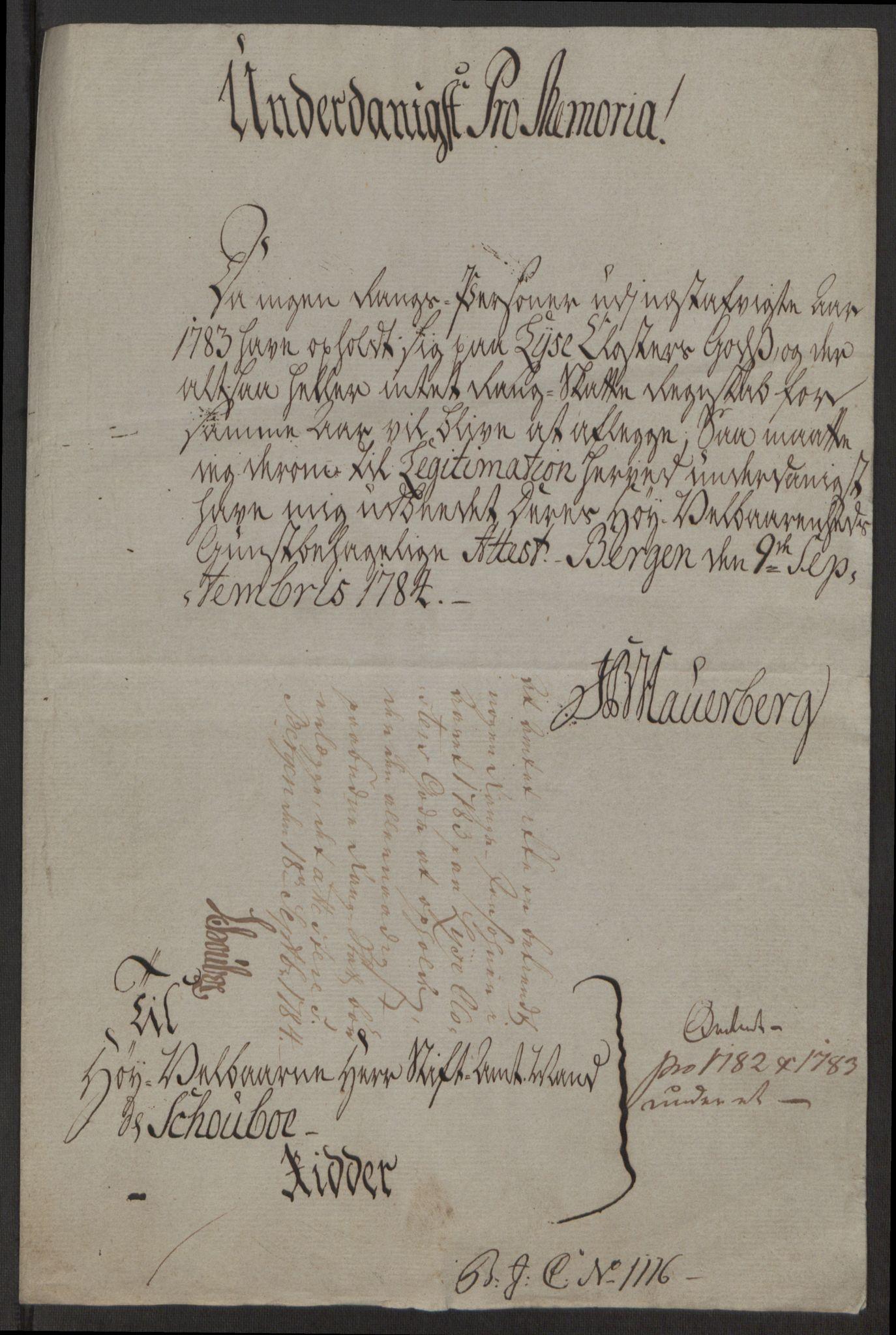 RA, Rentekammeret inntil 1814, Reviderte regnskaper, Fogderegnskap, R50/L3180: Ekstraskatten Lyse kloster, 1762-1783, s. 426