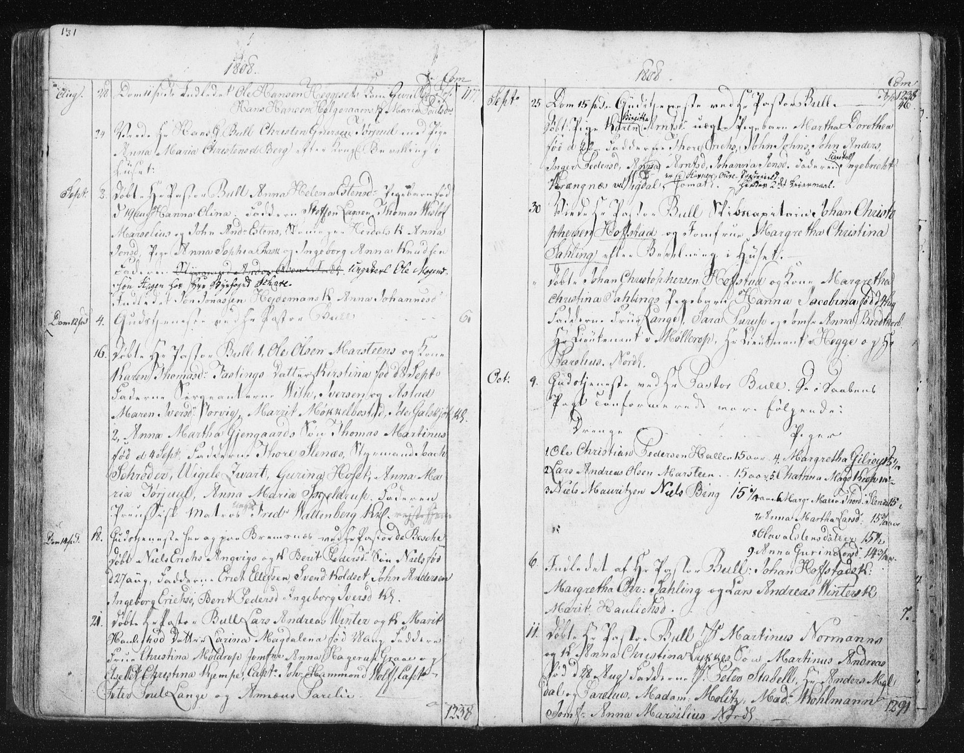 SAT, Ministerialprotokoller, klokkerbøker og fødselsregistre - Møre og Romsdal, 572/L0841: Ministerialbok nr. 572A04, 1784-1819, s. 131