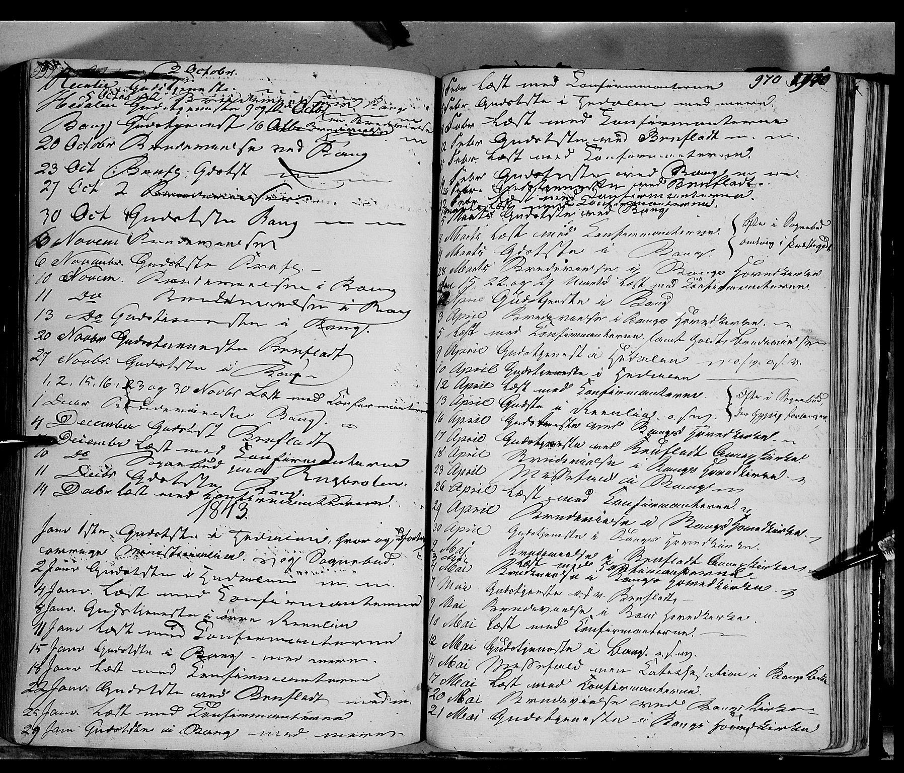 SAH, Sør-Aurdal prestekontor, Ministerialbok nr. 4, 1841-1849, s. 969-970