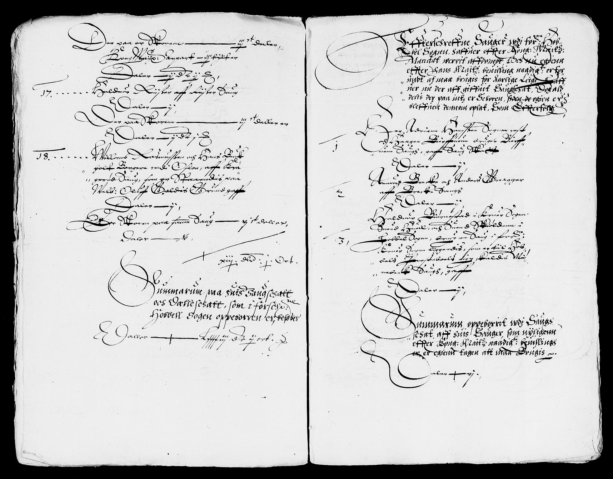 RA, Rentekammeret inntil 1814, Reviderte regnskaper, Lensregnskaper, R/Rb/Rba/L0049: Akershus len, 1618-1619