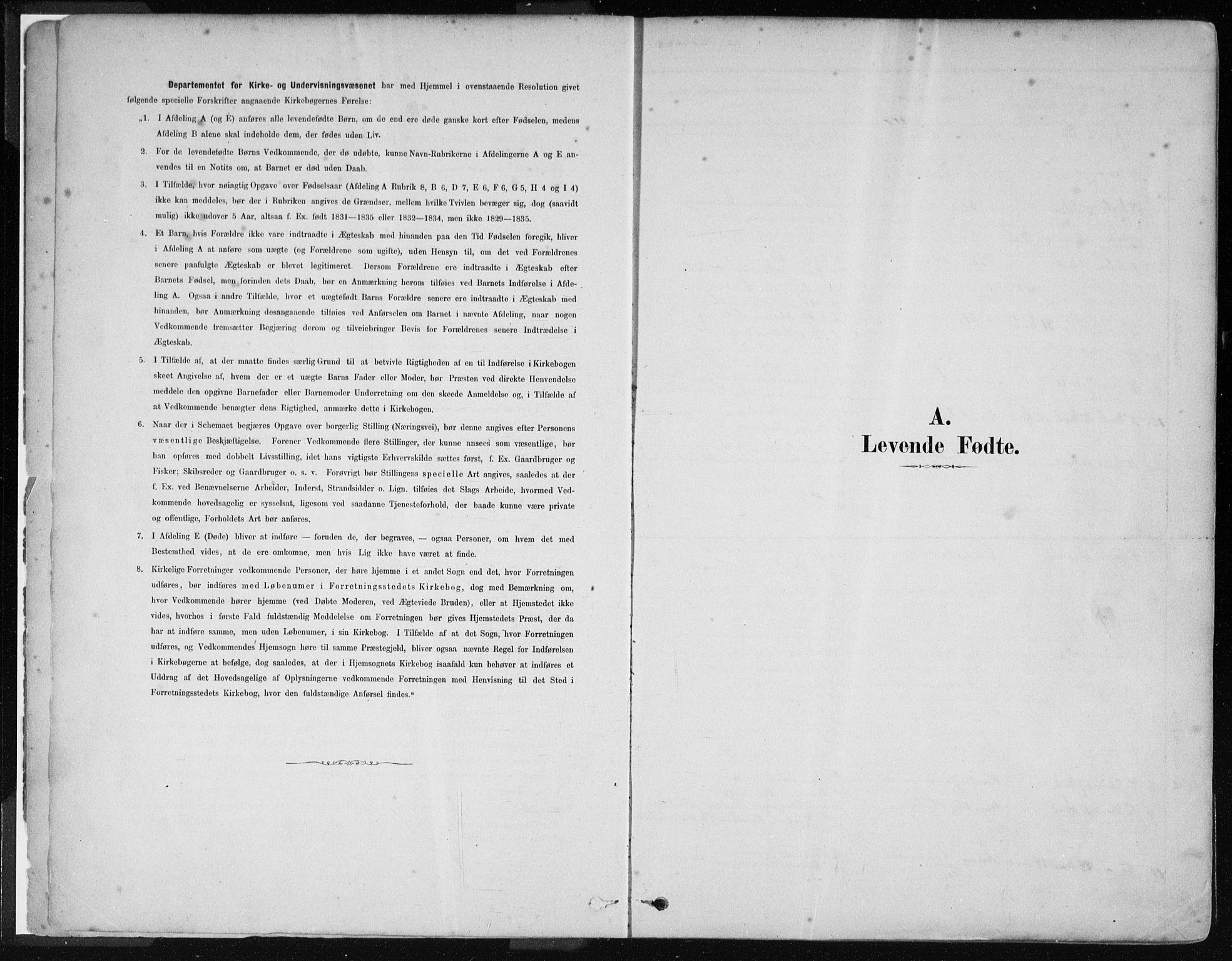 SAB, Stord sokneprestembete, H/Haa: Ministerialbok nr. B 2, 1878-1913