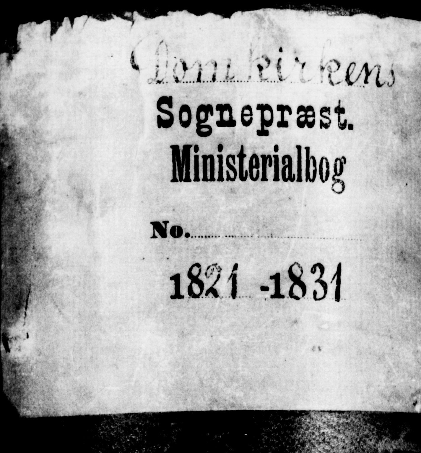 SAT, Ministerialprotokoller, klokkerbøker og fødselsregistre - Sør-Trøndelag, 601/L0045: Ministerialbok nr. 601A13, 1821-1831