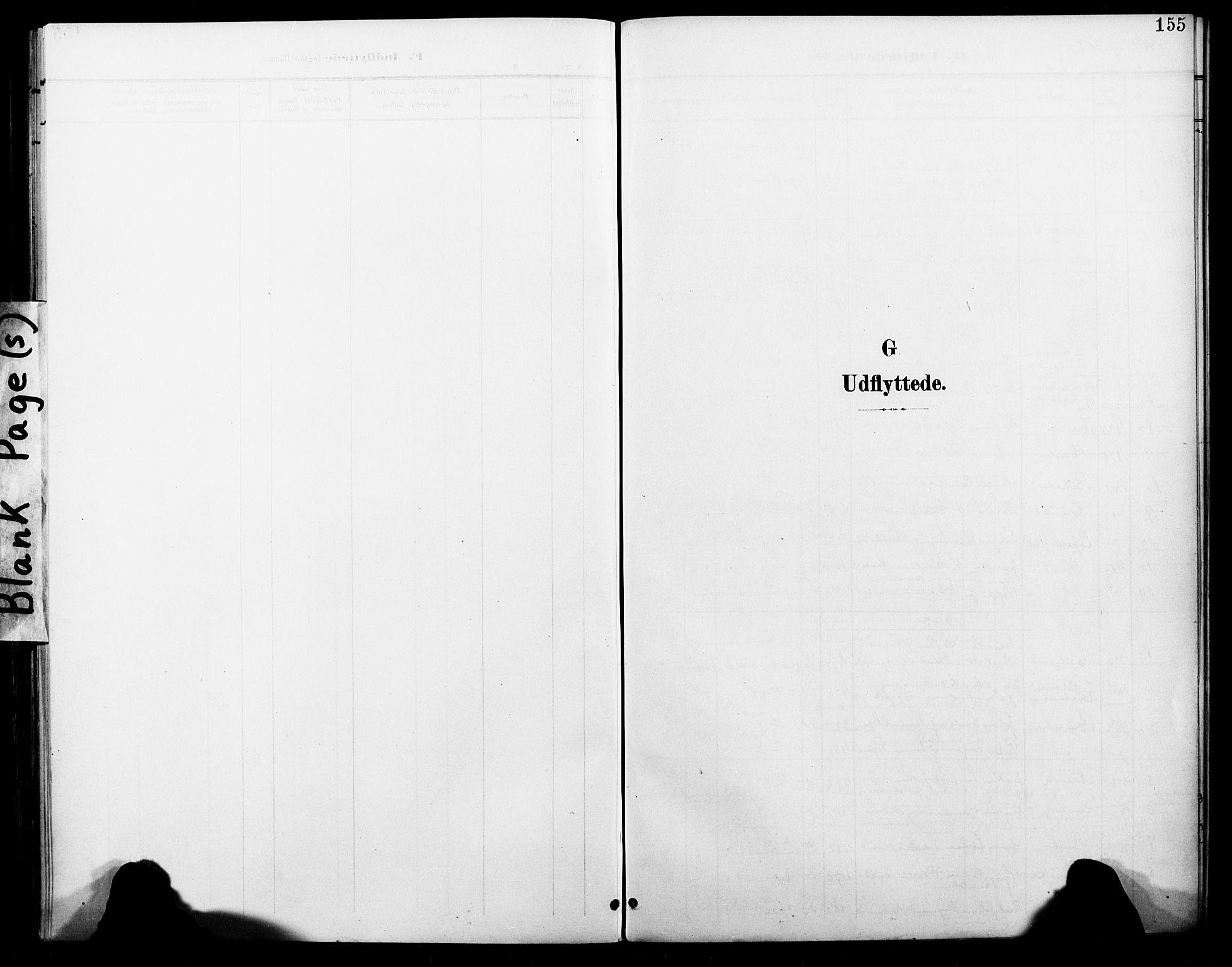 SAT, Ministerialprotokoller, klokkerbøker og fødselsregistre - Nordland, 804/L0088: Klokkerbok nr. 804C01, 1901-1917, s. 155