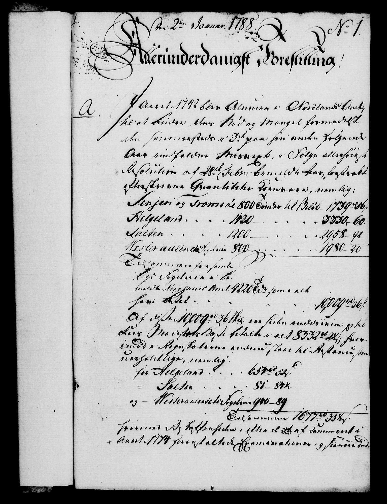 RA, Rentekammeret, Kammerkanselliet, G/Gf/Gfa/L0070: Norsk relasjons- og resolusjonsprotokoll (merket RK 52.70), 1788, s. 30