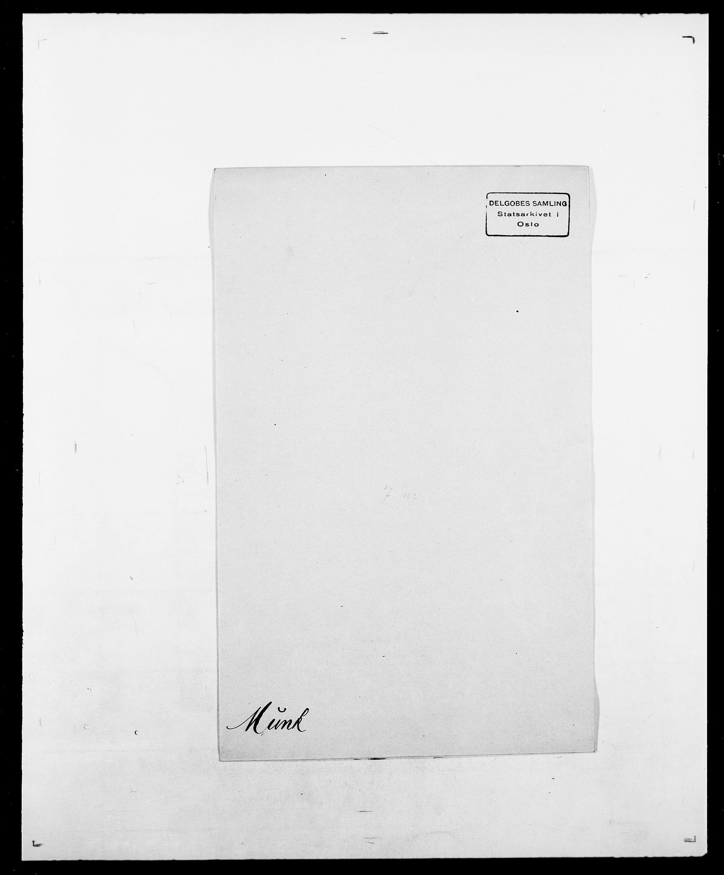 SAO, Delgobe, Charles Antoine - samling, D/Da/L0027: Morath - v. Møsting, s. 235