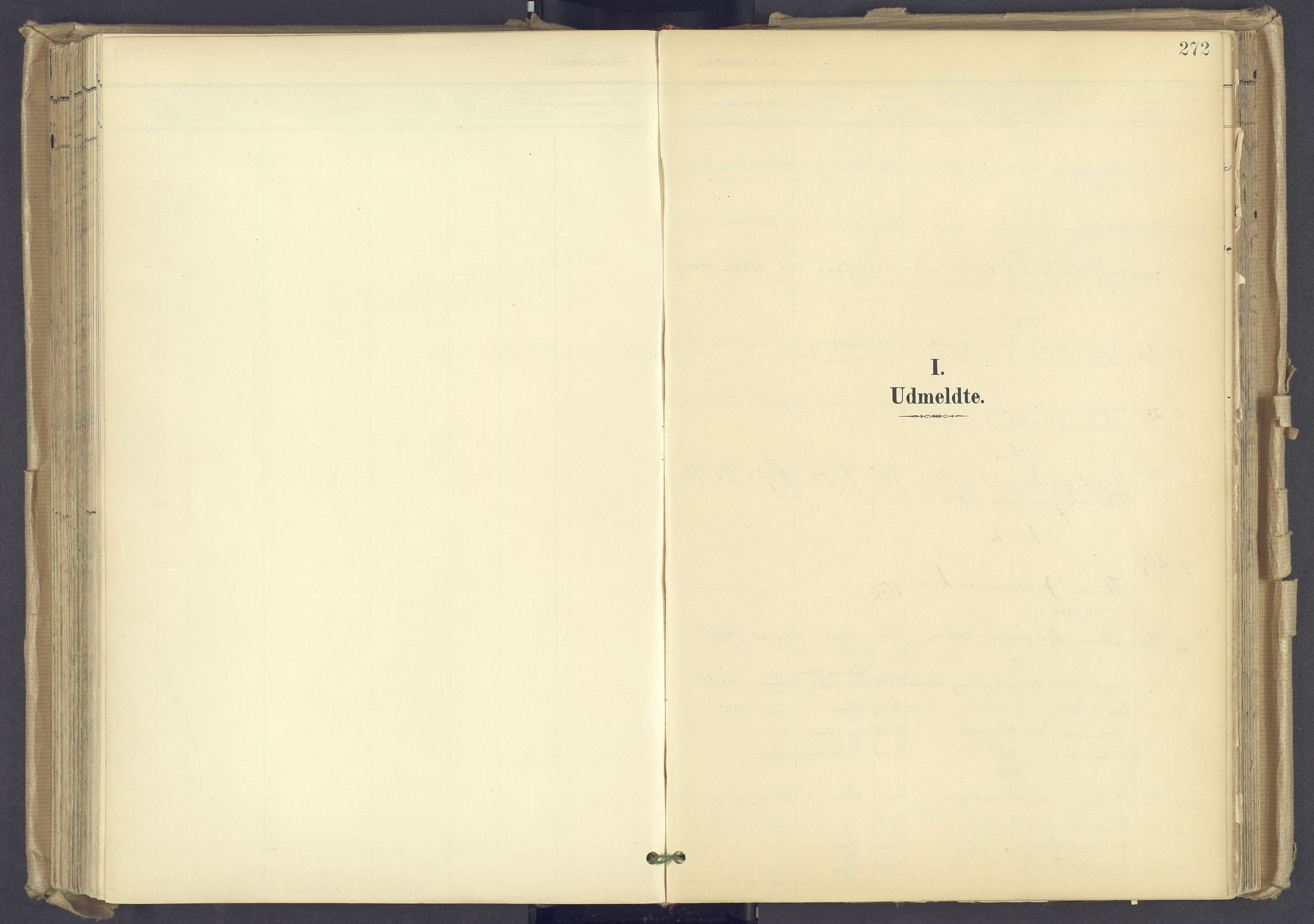 SAH, Øyer prestekontor, Ministerialbok nr. 12, 1897-1920, s. 272