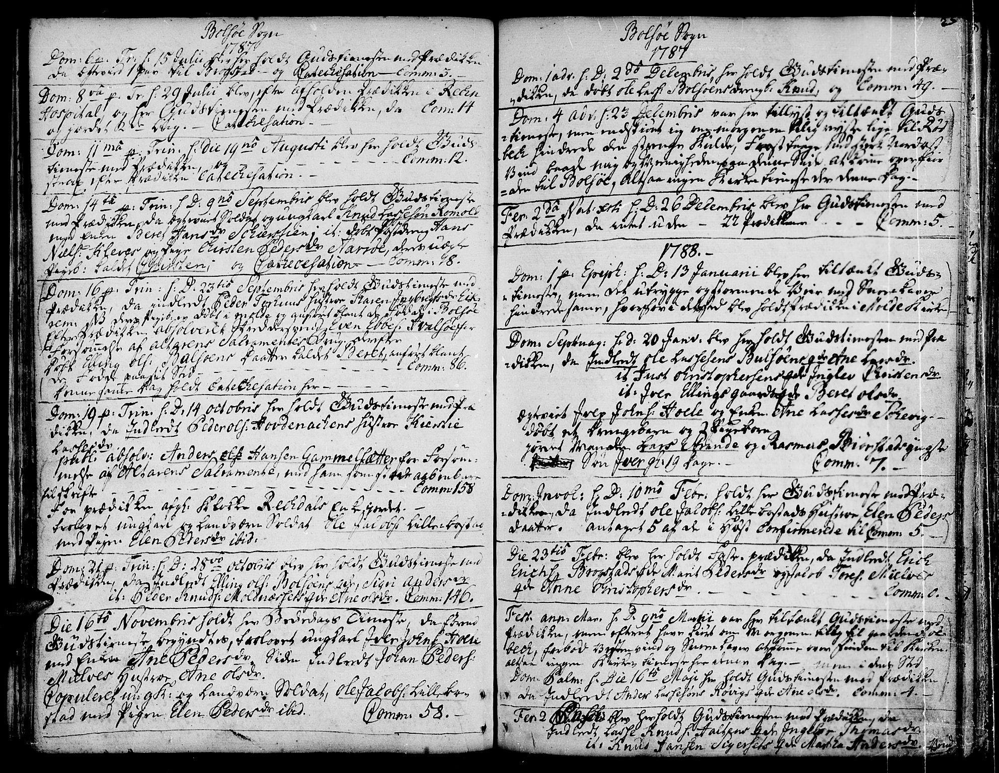 SAT, Ministerialprotokoller, klokkerbøker og fødselsregistre - Møre og Romsdal, 555/L0648: Ministerialbok nr. 555A01, 1759-1793, s. 25