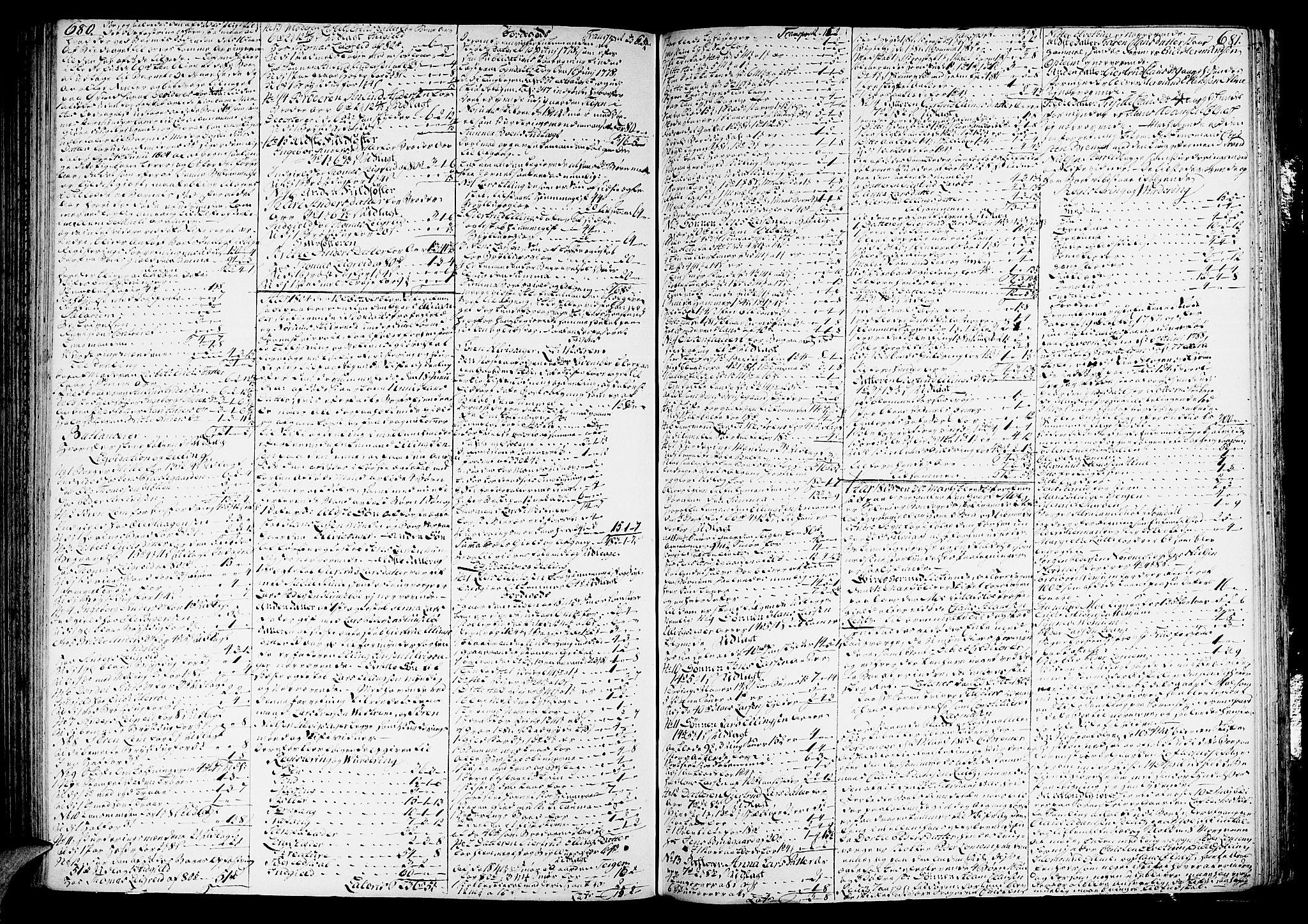 SAB, Indre Sogn tingrett, H/Ha/L0011b: Skifteprotokoll 11b, 1800-1805, s. 680-681