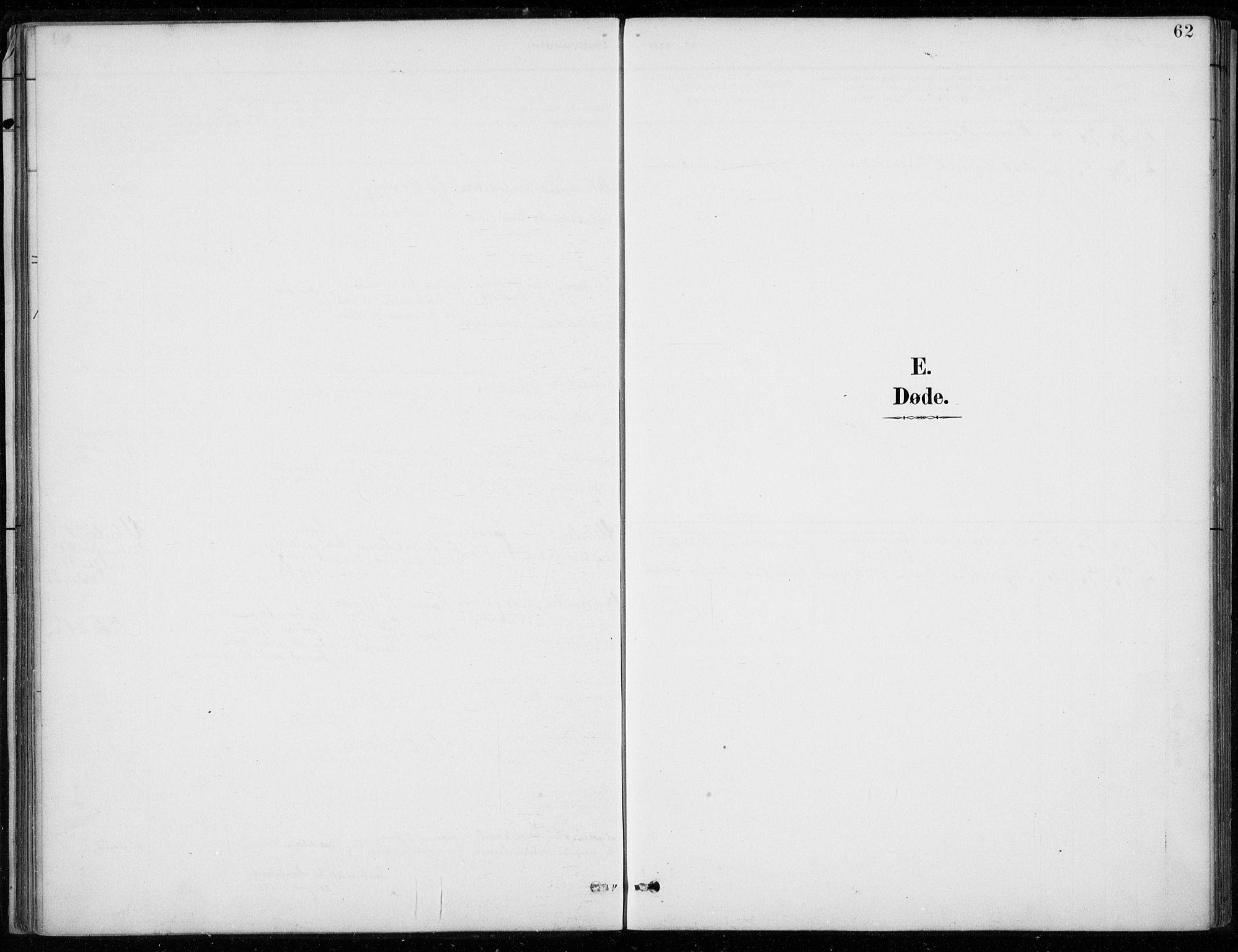 SAB, Den Norske Sjømannsmisjon i utlandet*, Ministerialbok nr. A 2, 1887-1932, s. 62