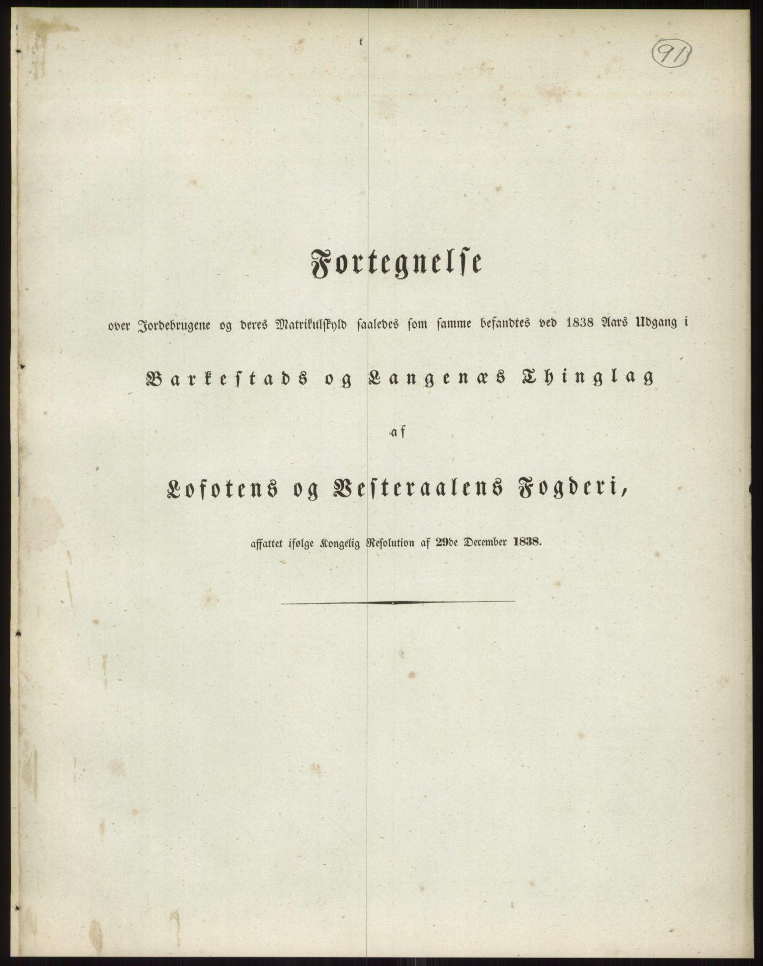 PUBL, Andre publikasjoner, -/Bind 17: Nordlands amt, 1838, s. 147