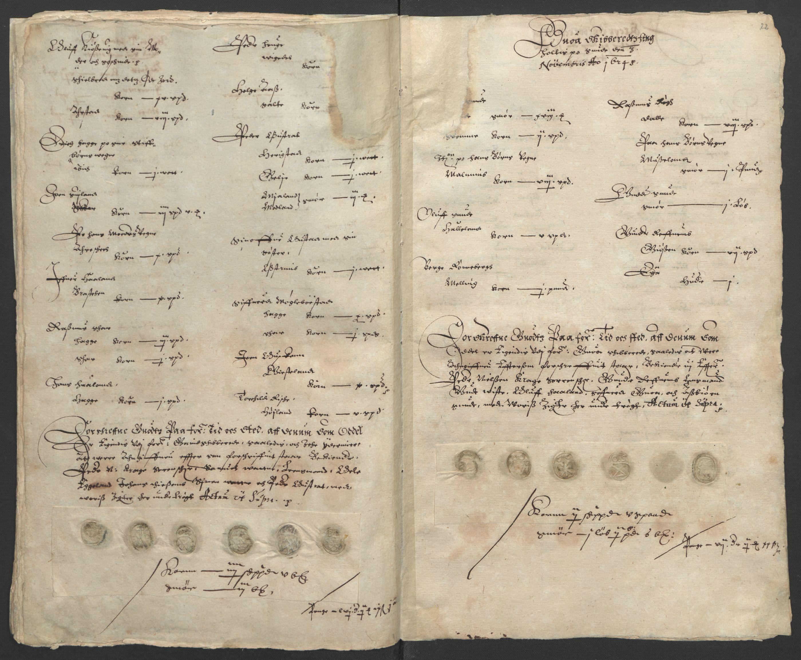 RA, Stattholderembetet 1572-1771, Ek/L0010: Jordebøker til utlikning av rosstjeneste 1624-1626:, 1624-1626, s. 56