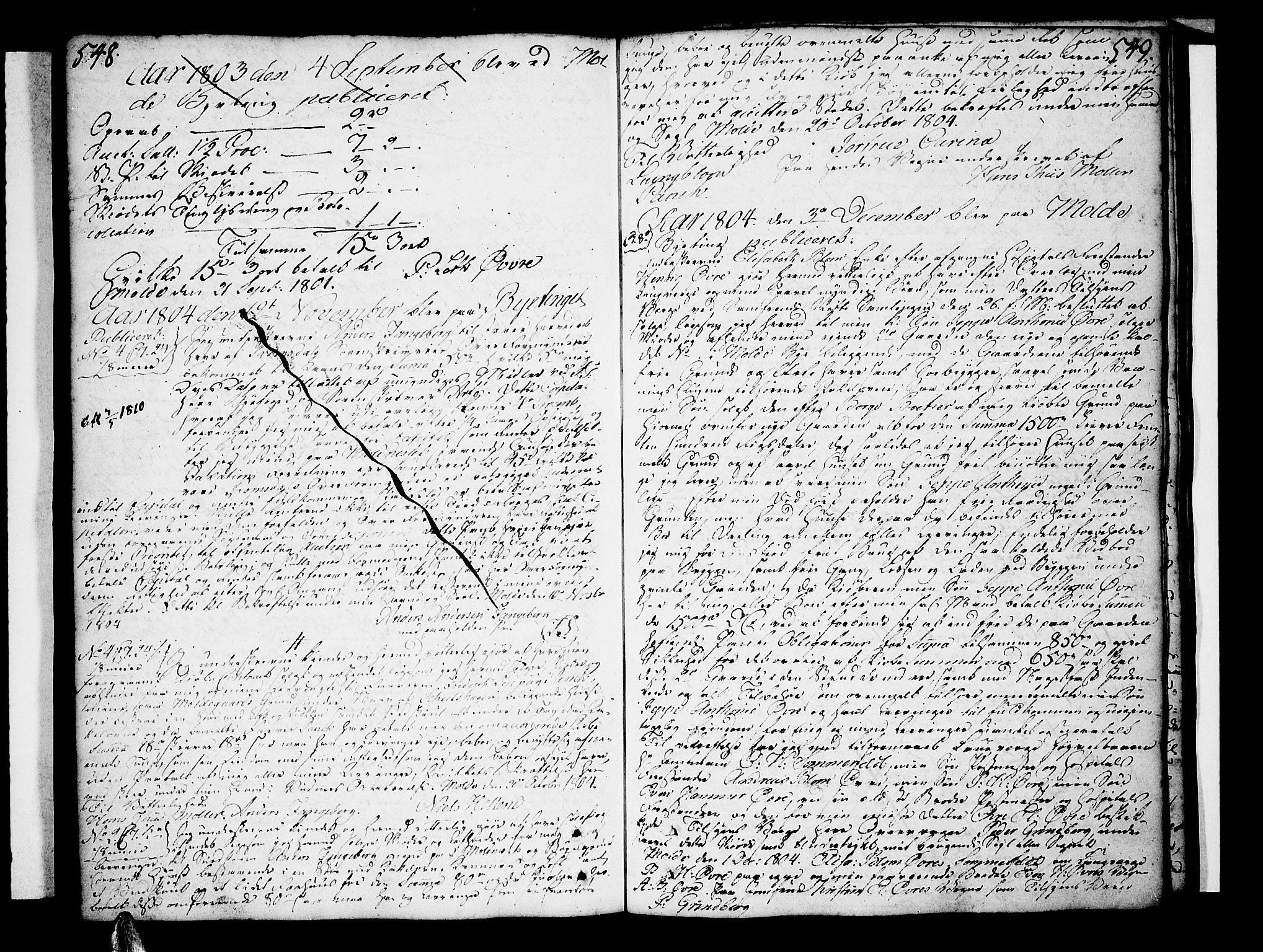 SAT, Molde byfogd, 2/2C/L0001: Pantebok nr. 1, 1748-1823, s. 548-549