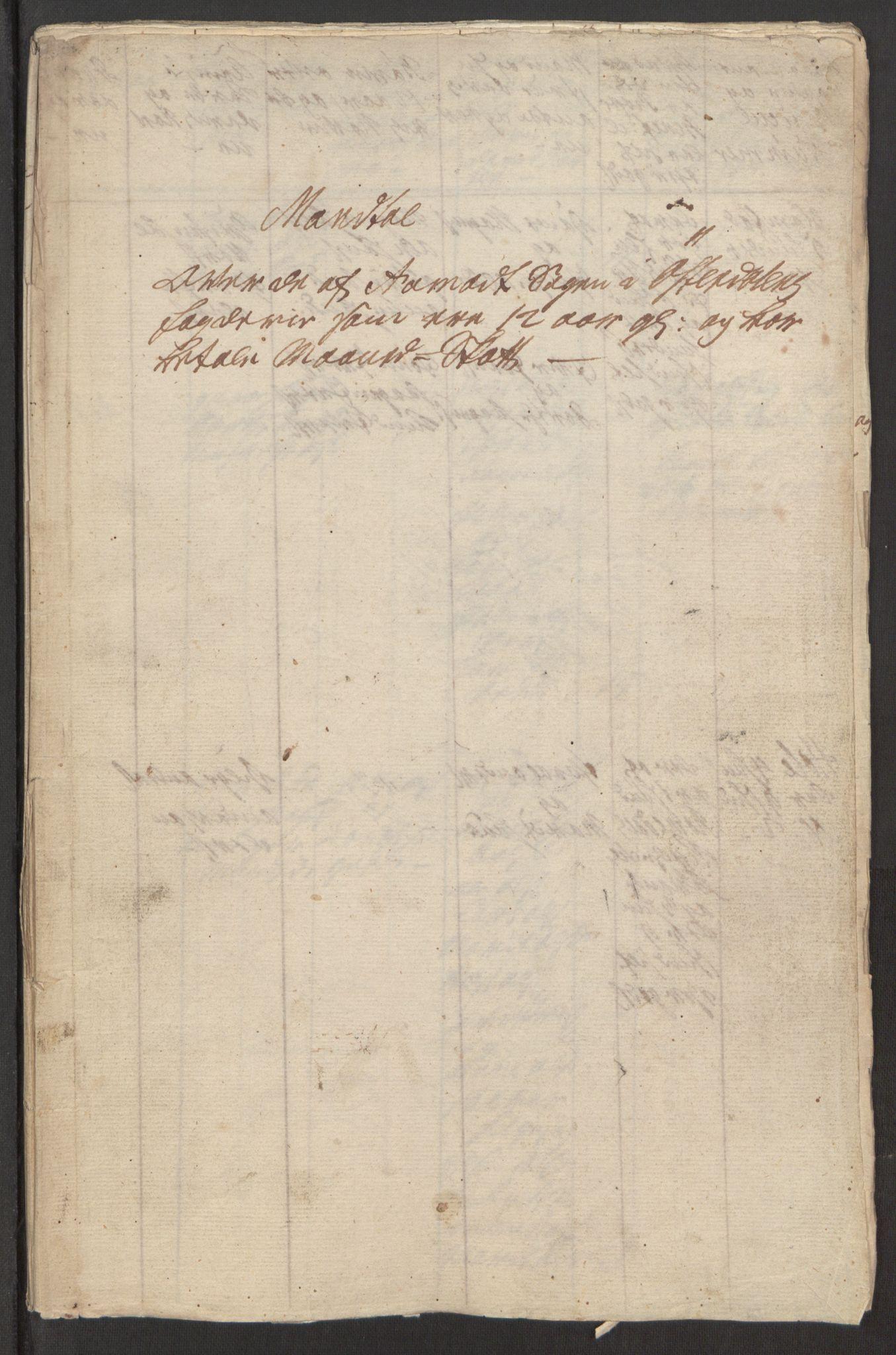 RA, Rentekammeret inntil 1814, Reviderte regnskaper, Fogderegnskap, R15/L1014: Ekstraskatten Østerdal, 1762-1764, s. 300