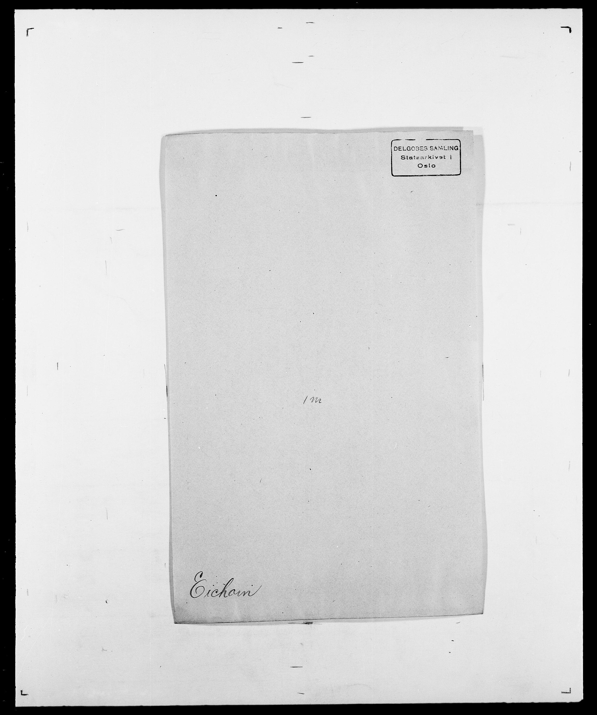 SAO, Delgobe, Charles Antoine - samling, D/Da/L0010: Dürendahl - Fagelund, s. 263
