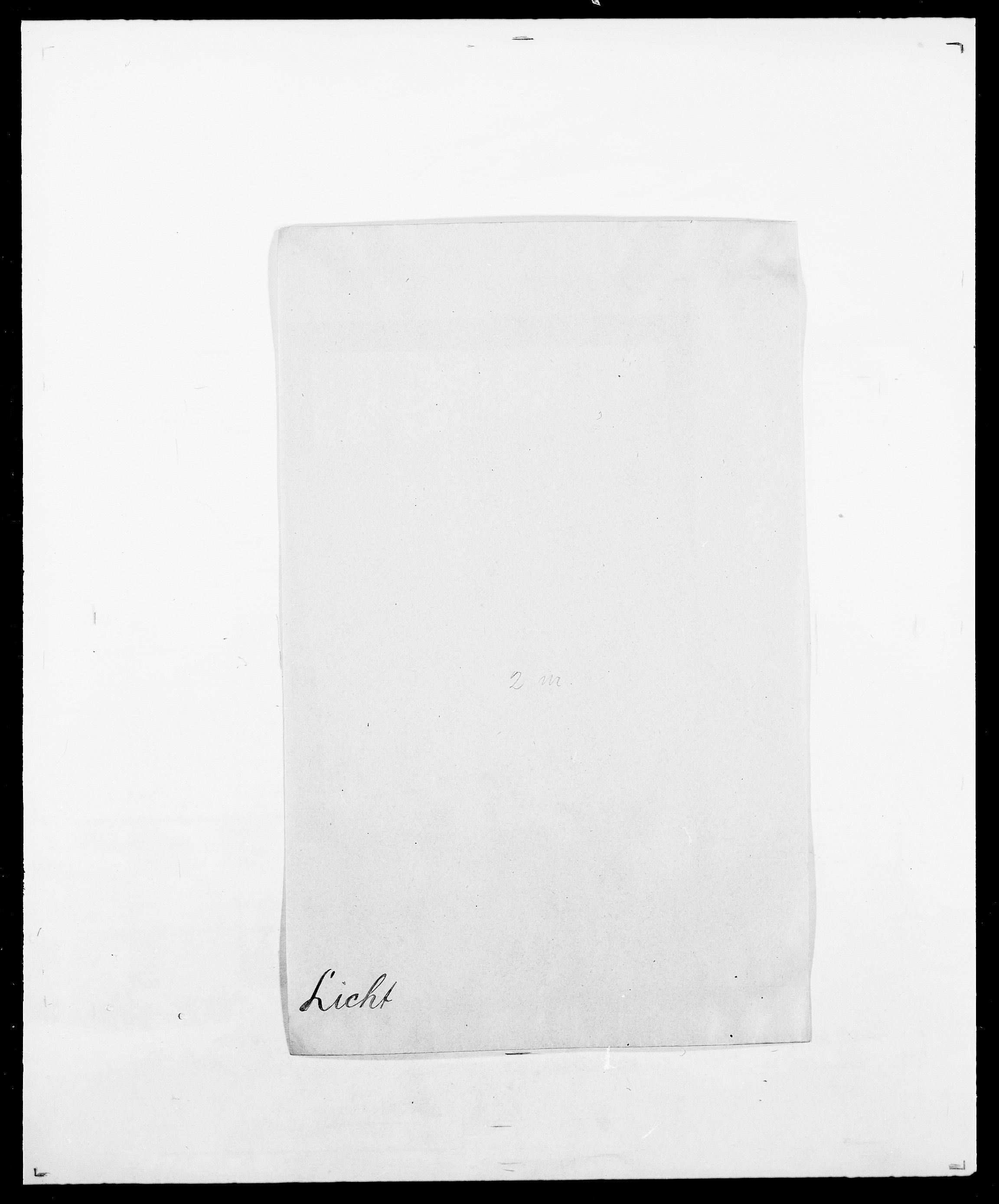 SAO, Delgobe, Charles Antoine - samling, D/Da/L0023: Lau - Lirvyn, s. 315