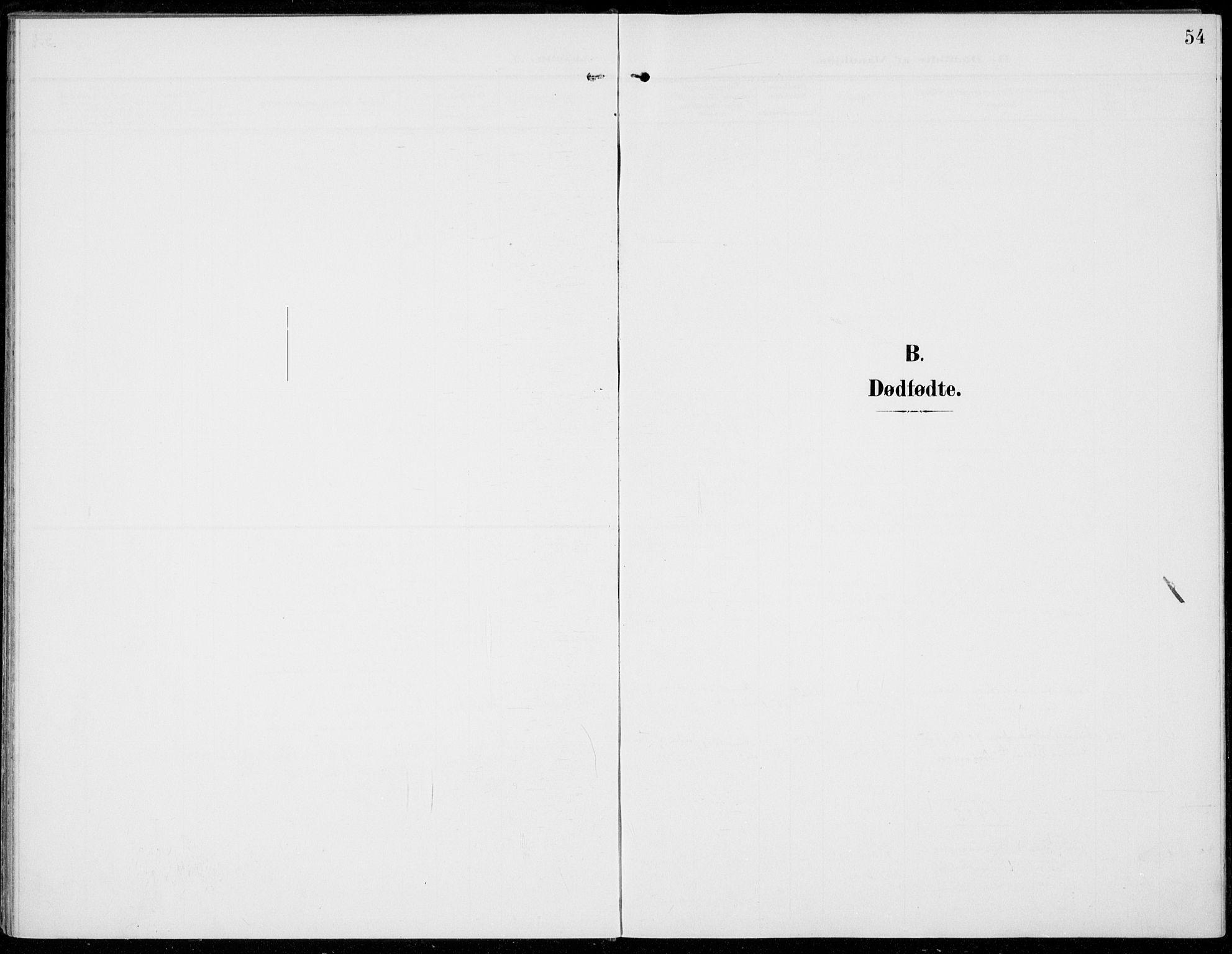 SAH, Sel prestekontor, Ministerialbok nr. 1, 1905-1922, s. 54