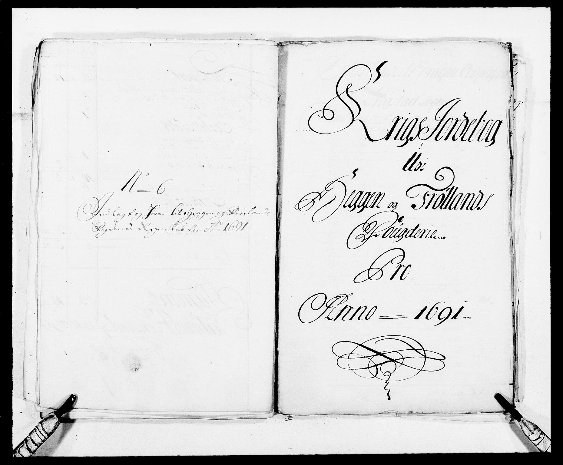 RA, Rentekammeret inntil 1814, Reviderte regnskaper, Fogderegnskap, R06/L0283: Fogderegnskap Heggen og Frøland, 1691-1693, s. 74