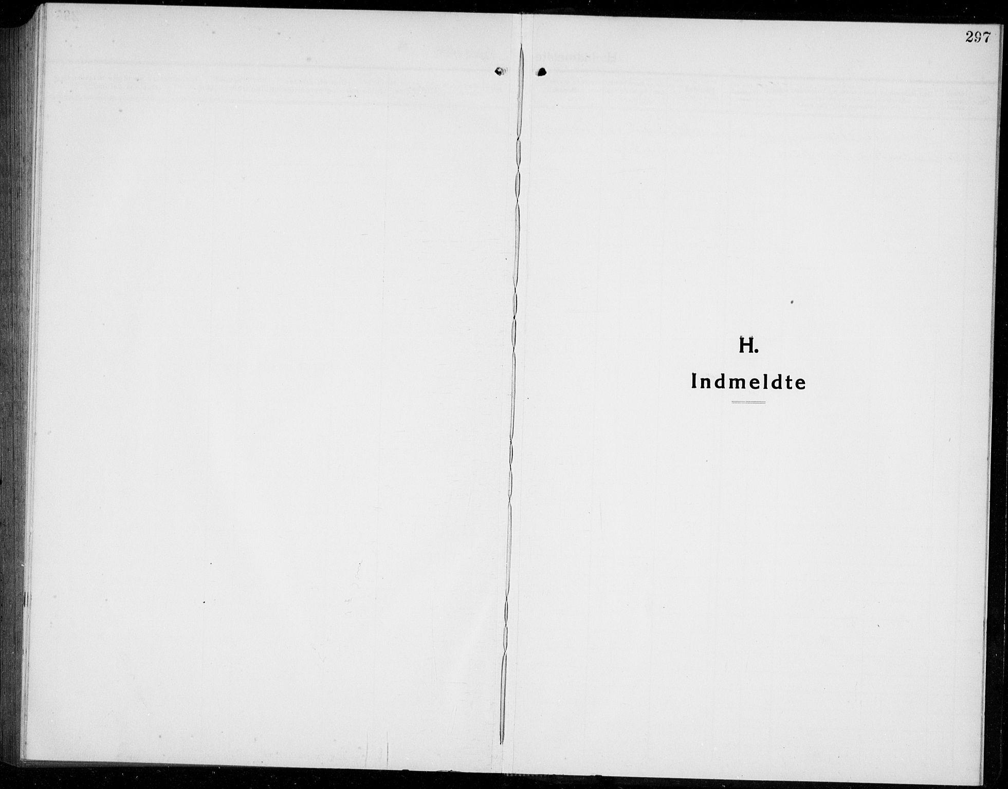 SAB, Os sokneprestembete*, Klokkerbok nr. A 5, 1923-1941, s. 297