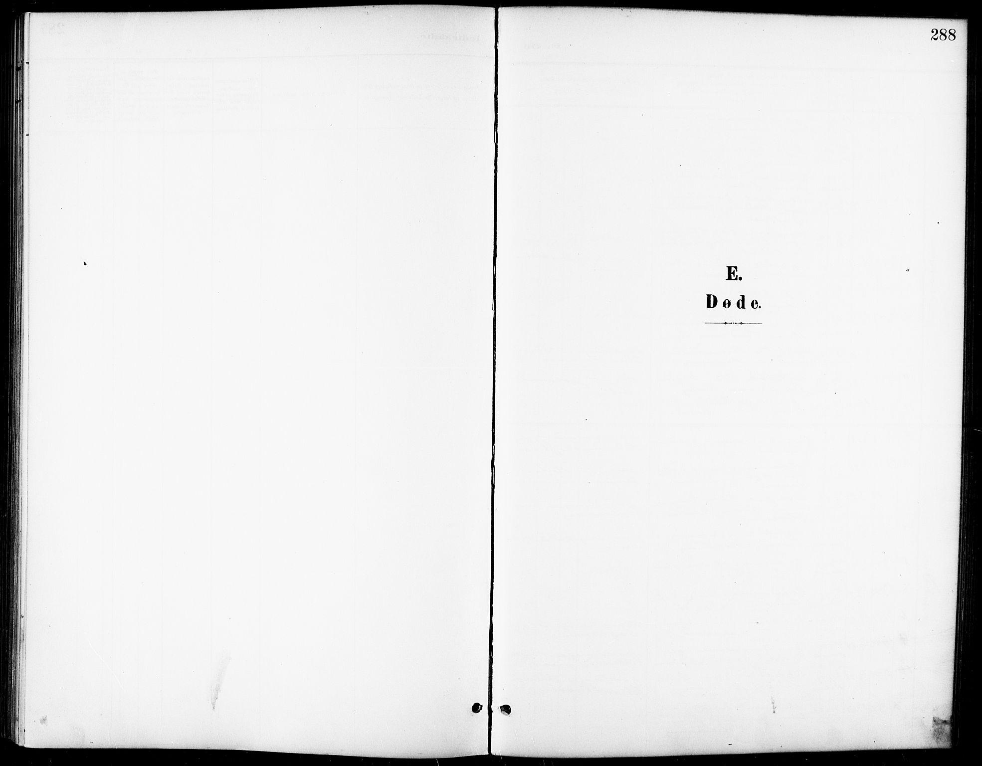 SAT, Ministerialprotokoller, klokkerbøker og fødselsregistre - Sør-Trøndelag, 668/L0819: Klokkerbok nr. 668C08, 1899-1912, s. 288