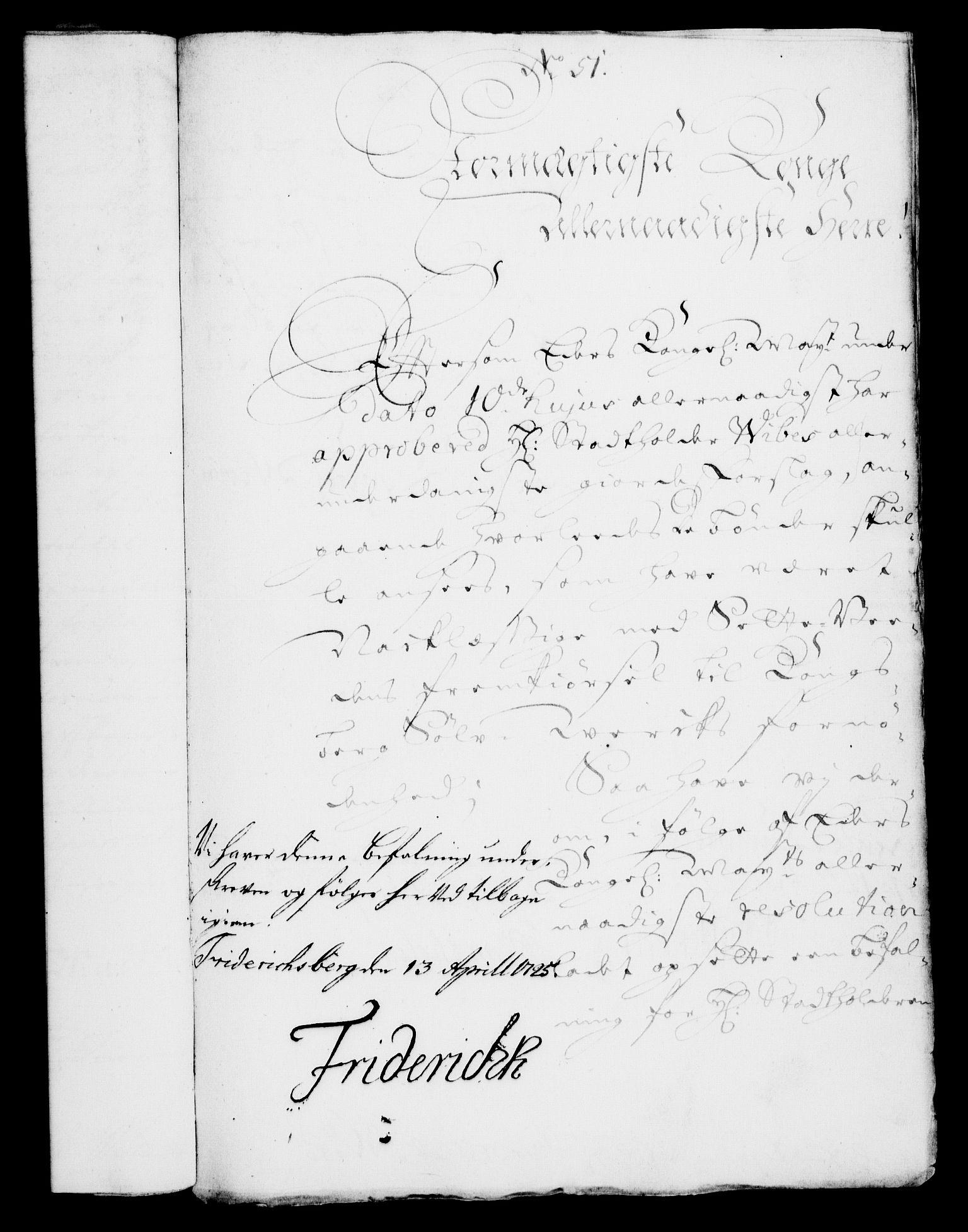 RA, Rentekammeret, Kammerkanselliet, G/Gf/Gfa/L0008: Norsk relasjons- og resolusjonsprotokoll (merket RK 52.8), 1725, s. 292