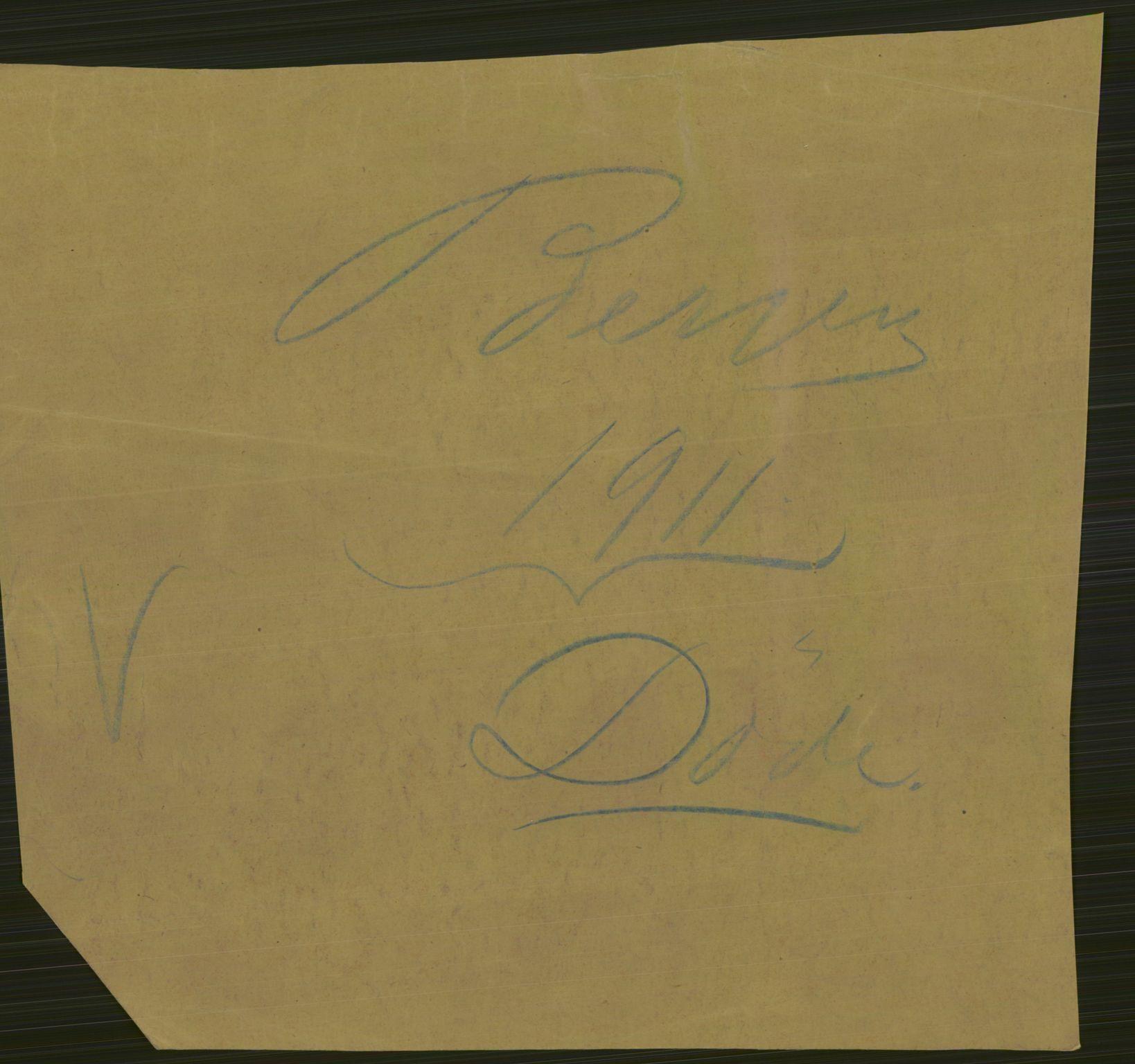 RA, Statistisk sentralbyrå, Sosiodemografiske emner, Befolkning, D/Df/Dfb/Dfba/L0032: Bergen:  Gifte, døde, dødfødte., 1911