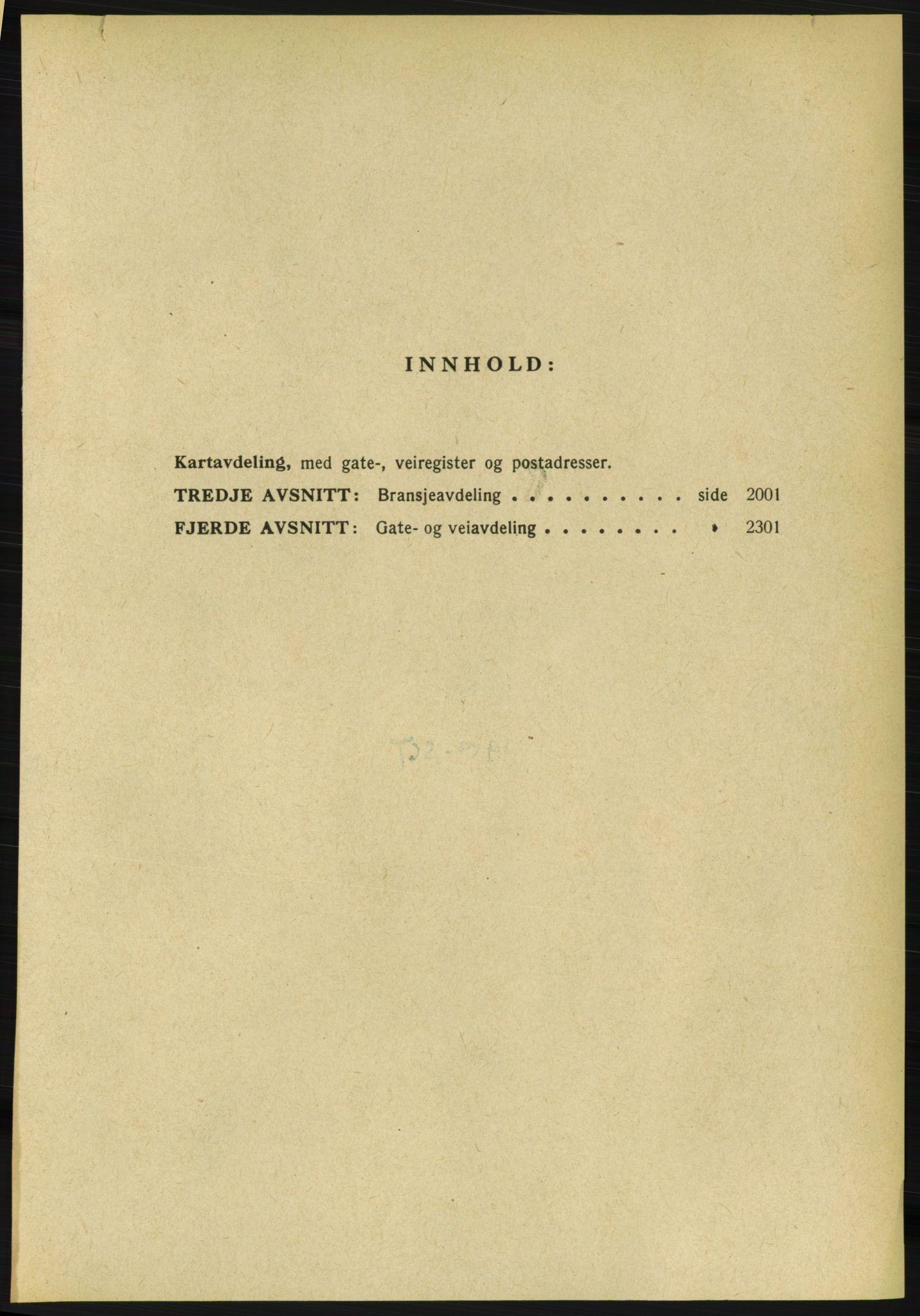 PUBL, Kristiania/Oslo adressebok, 1959-1960