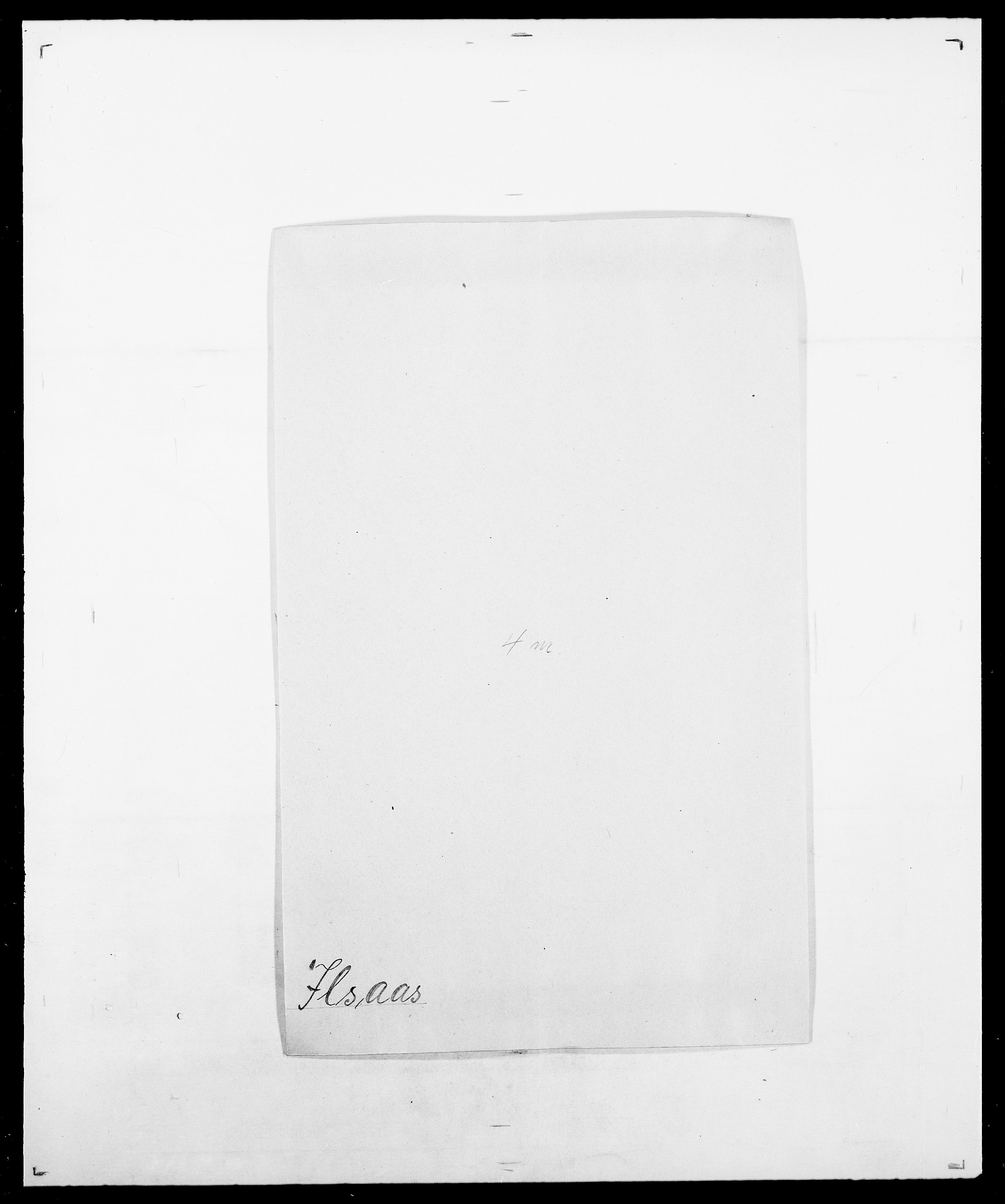 SAO, Delgobe, Charles Antoine - samling, D/Da/L0019: van der Hude - Joys, s. 771
