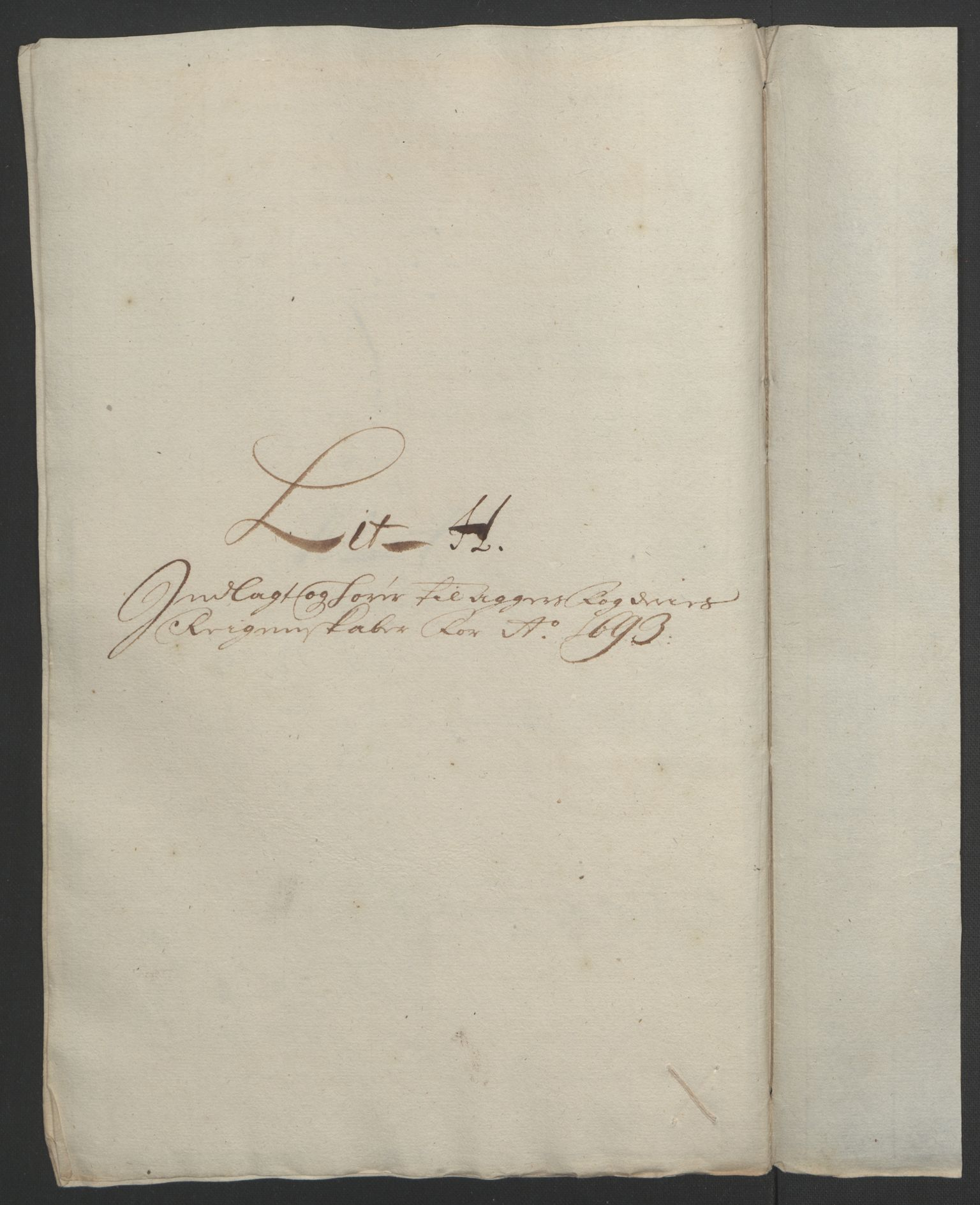 RA, Rentekammeret inntil 1814, Reviderte regnskaper, Fogderegnskap, R08/L0426: Fogderegnskap Aker, 1692-1693, s. 357