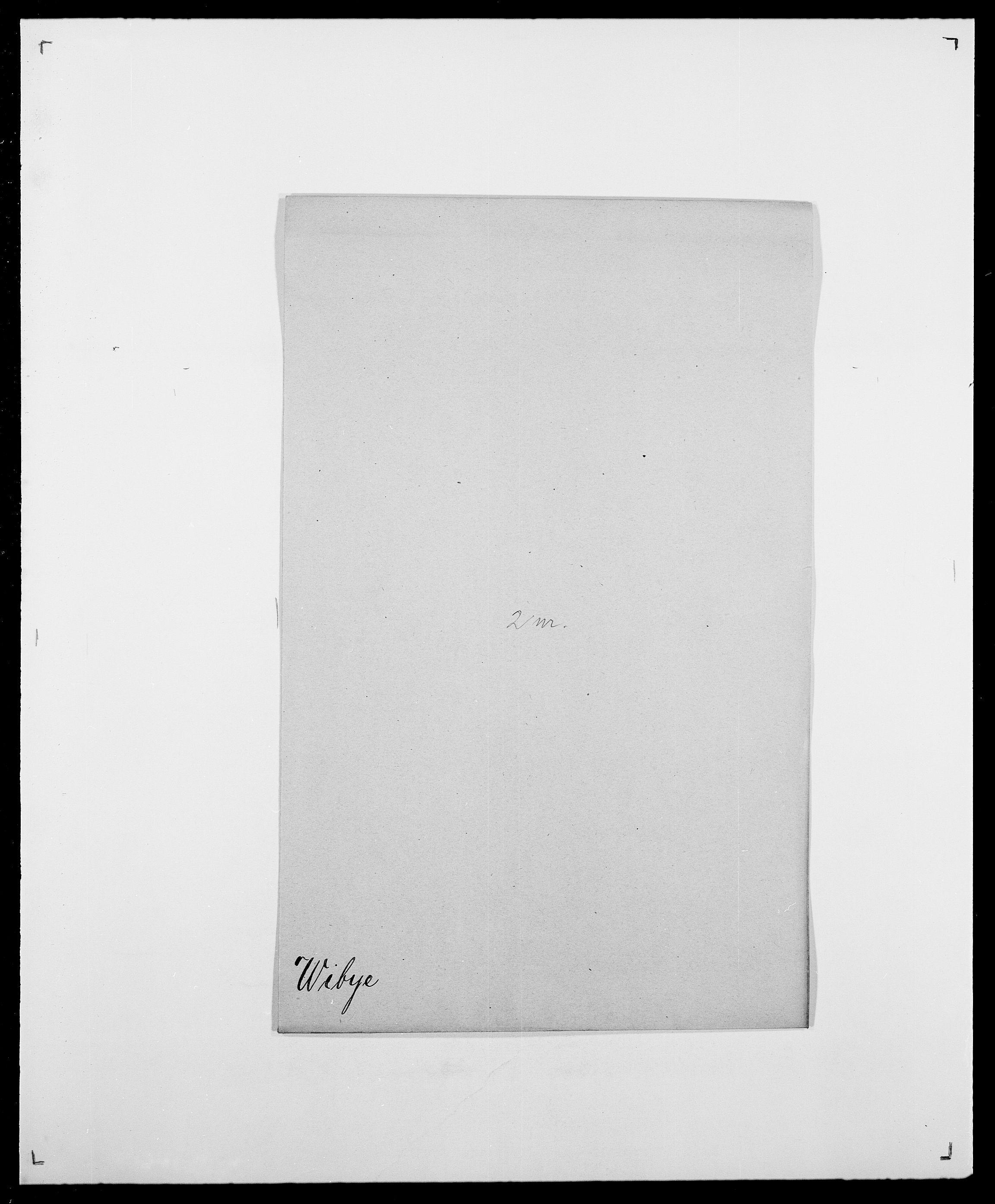 SAO, Delgobe, Charles Antoine - samling, D/Da/L0041: Vemmestad - Viker, s. 438
