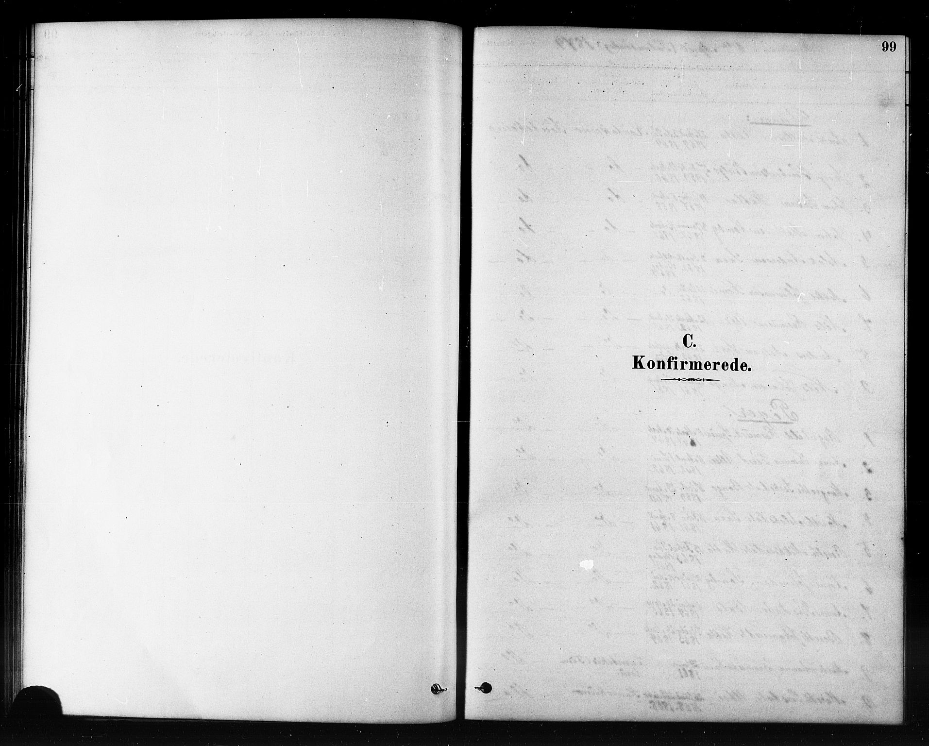 SATØ, Kautokeino sokneprestembete, H/Hb/L0002.klokk: Klokkerbok nr. 2, 1877-1896, s. 99