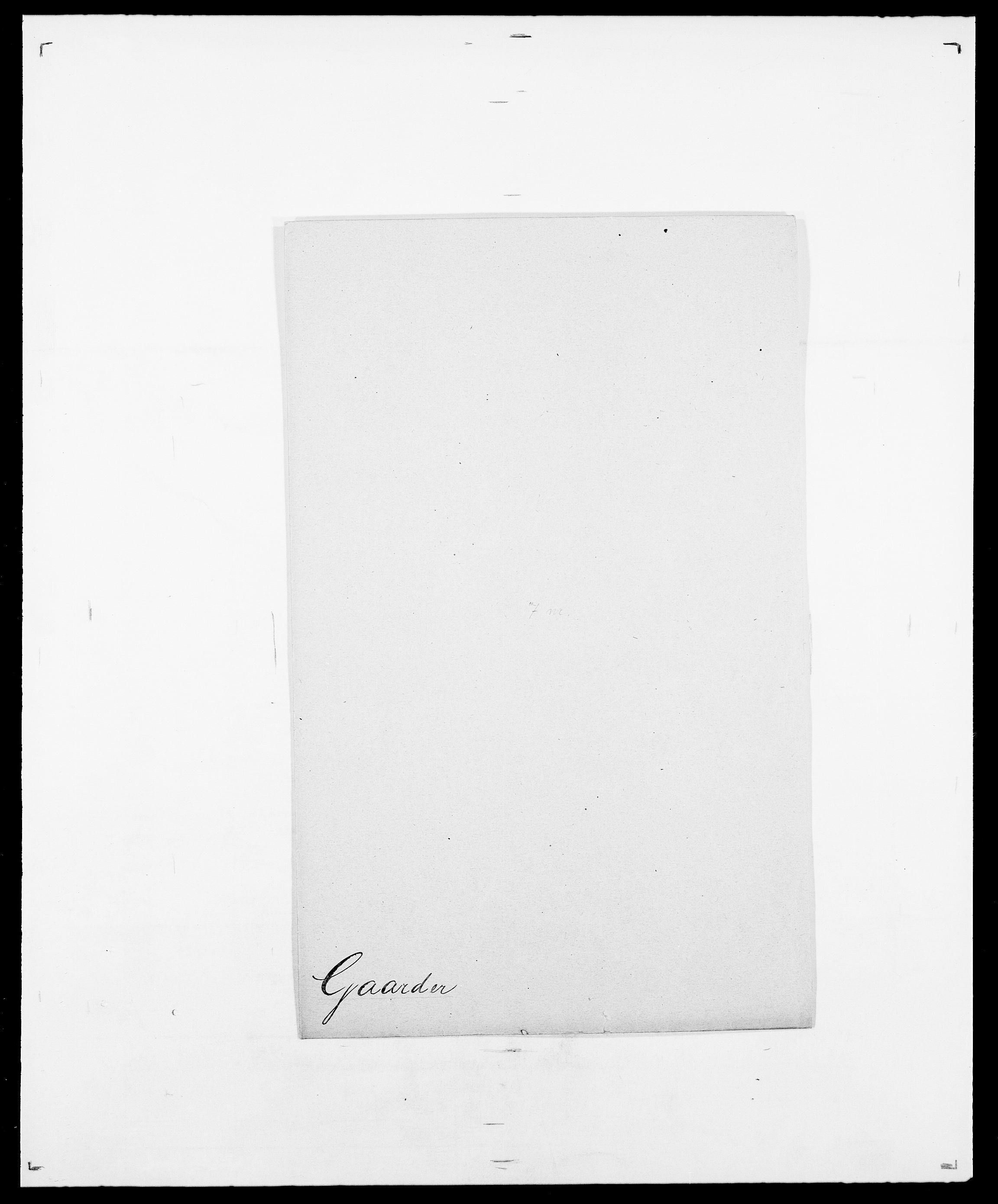 SAO, Delgobe, Charles Antoine - samling, D/Da/L0013: Forbos - Geving, s. 342