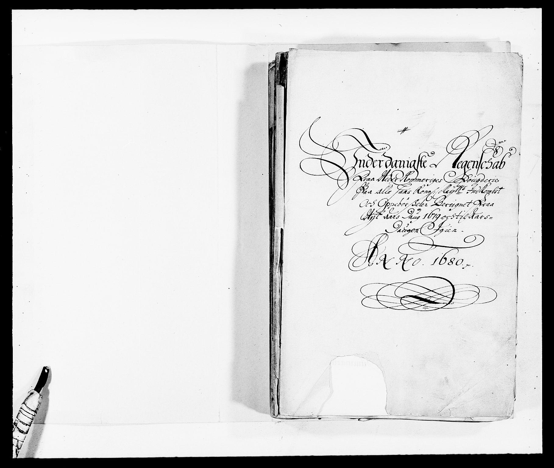 RA, Rentekammeret inntil 1814, Reviderte regnskaper, Fogderegnskap, R11/L0568: Fogderegnskap Nedre Romerike, 1679, s. 2