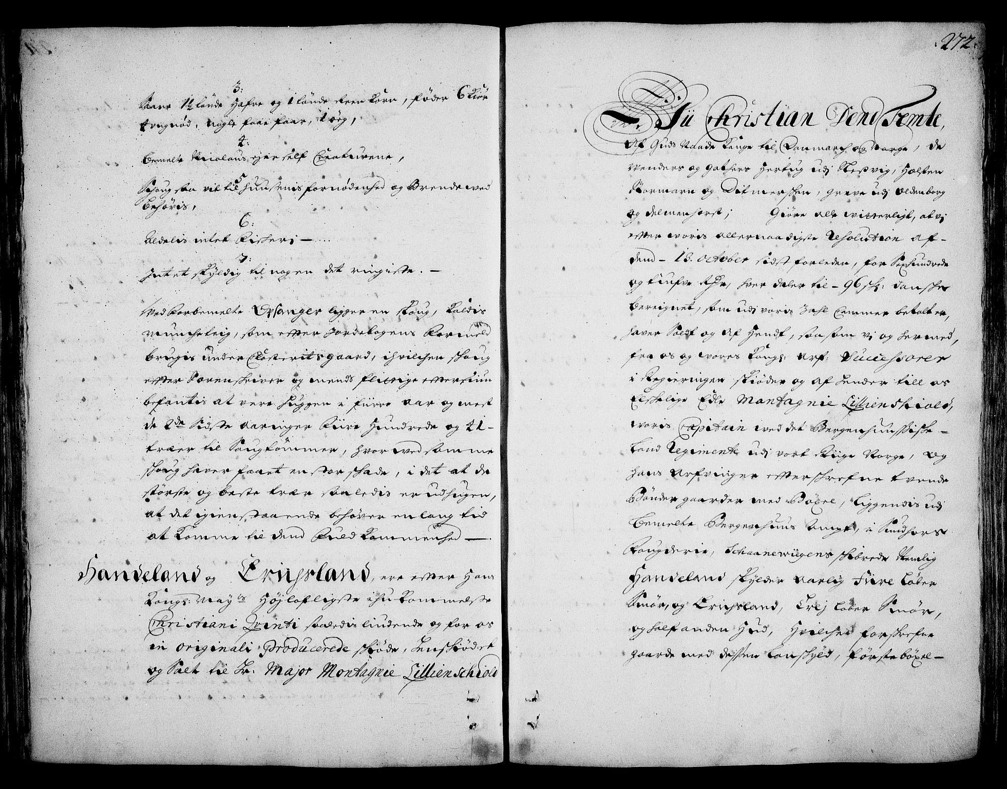 RA, Rentekammeret inntil 1814, Realistisk ordnet avdeling, On/L0002: [Jj 3]: Besiktigelsesforretninger over Halsnøy klosters gods, 1659-1703, s. 271b-272a