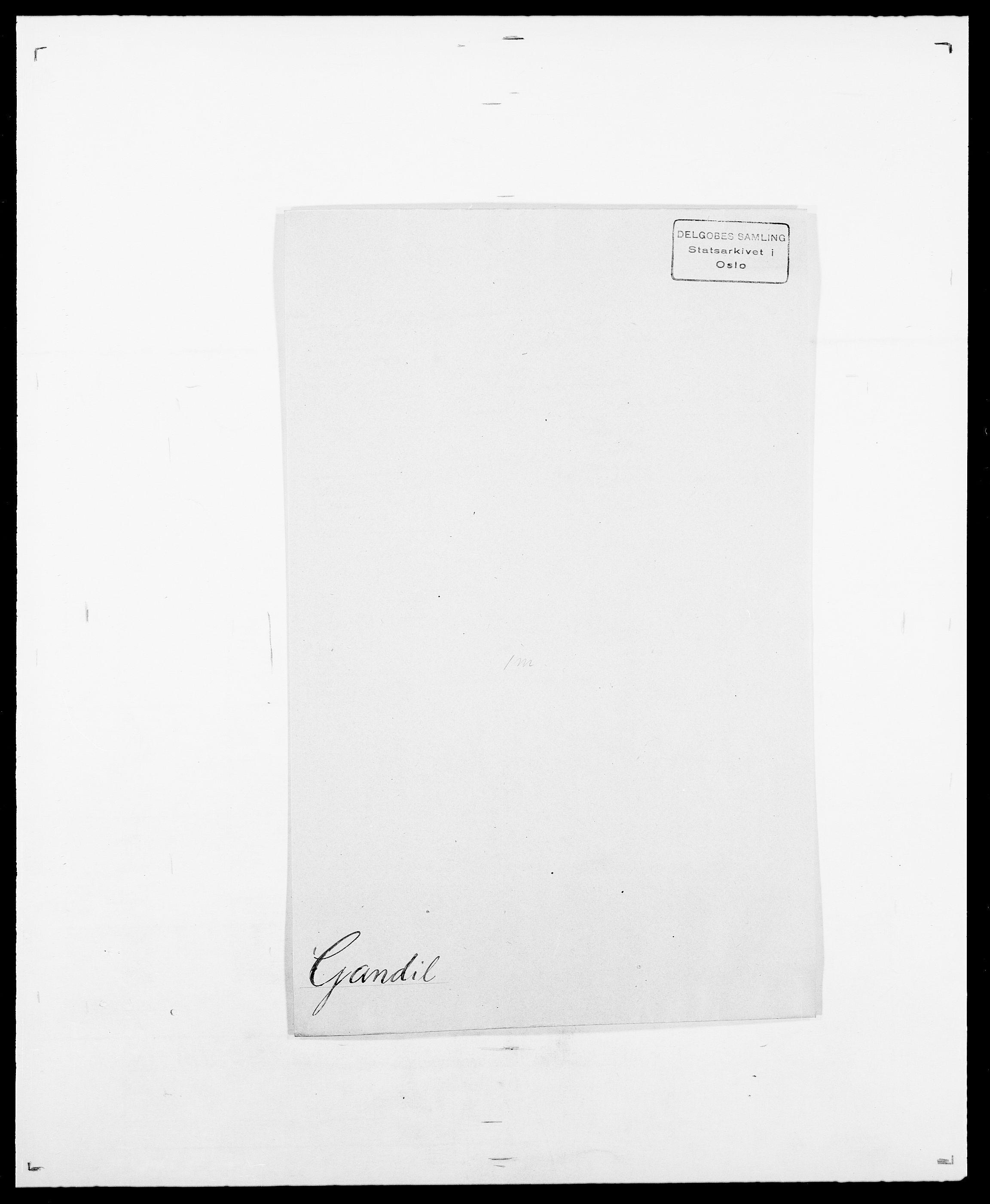 SAO, Delgobe, Charles Antoine - samling, D/Da/L0013: Forbos - Geving, s. 486