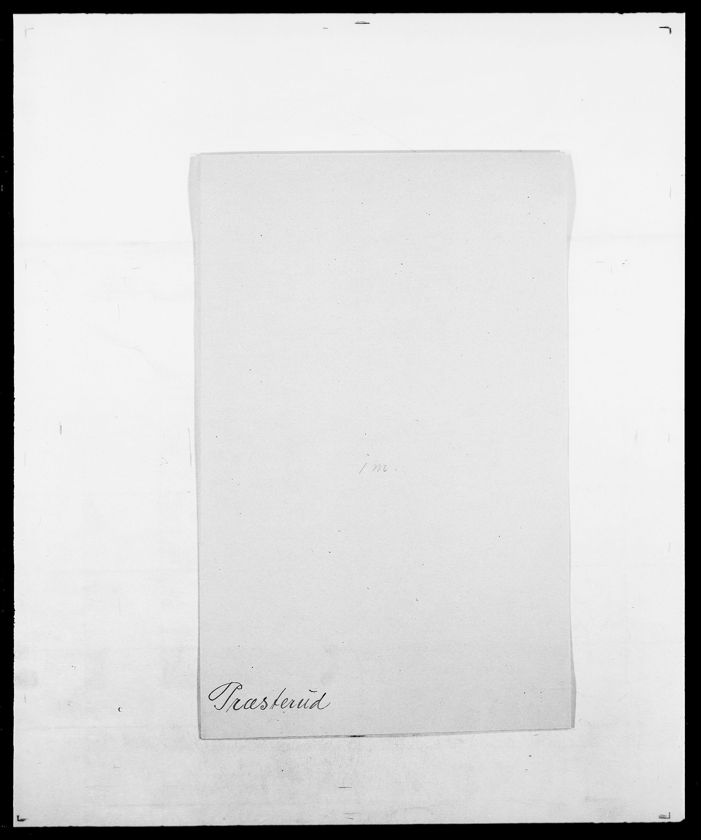 SAO, Delgobe, Charles Antoine - samling, D/Da/L0031: de Place - Raaum, s. 402