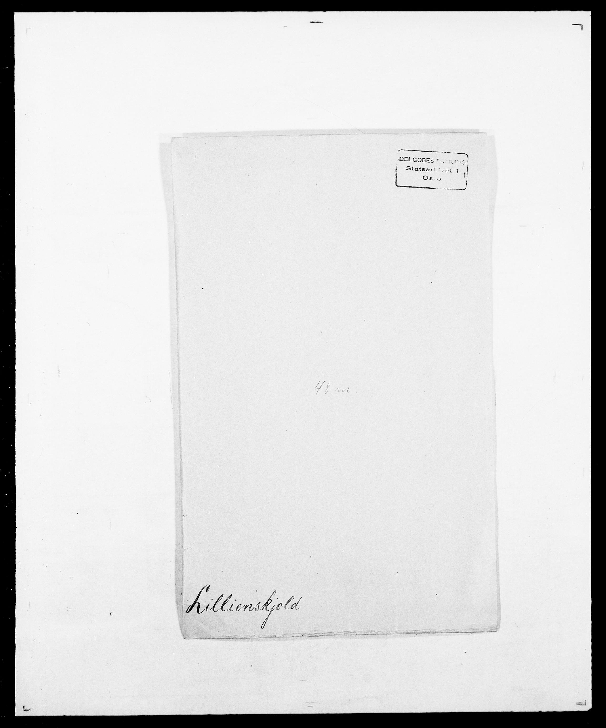 SAO, Delgobe, Charles Antoine - samling, D/Da/L0023: Lau - Lirvyn, s. 416