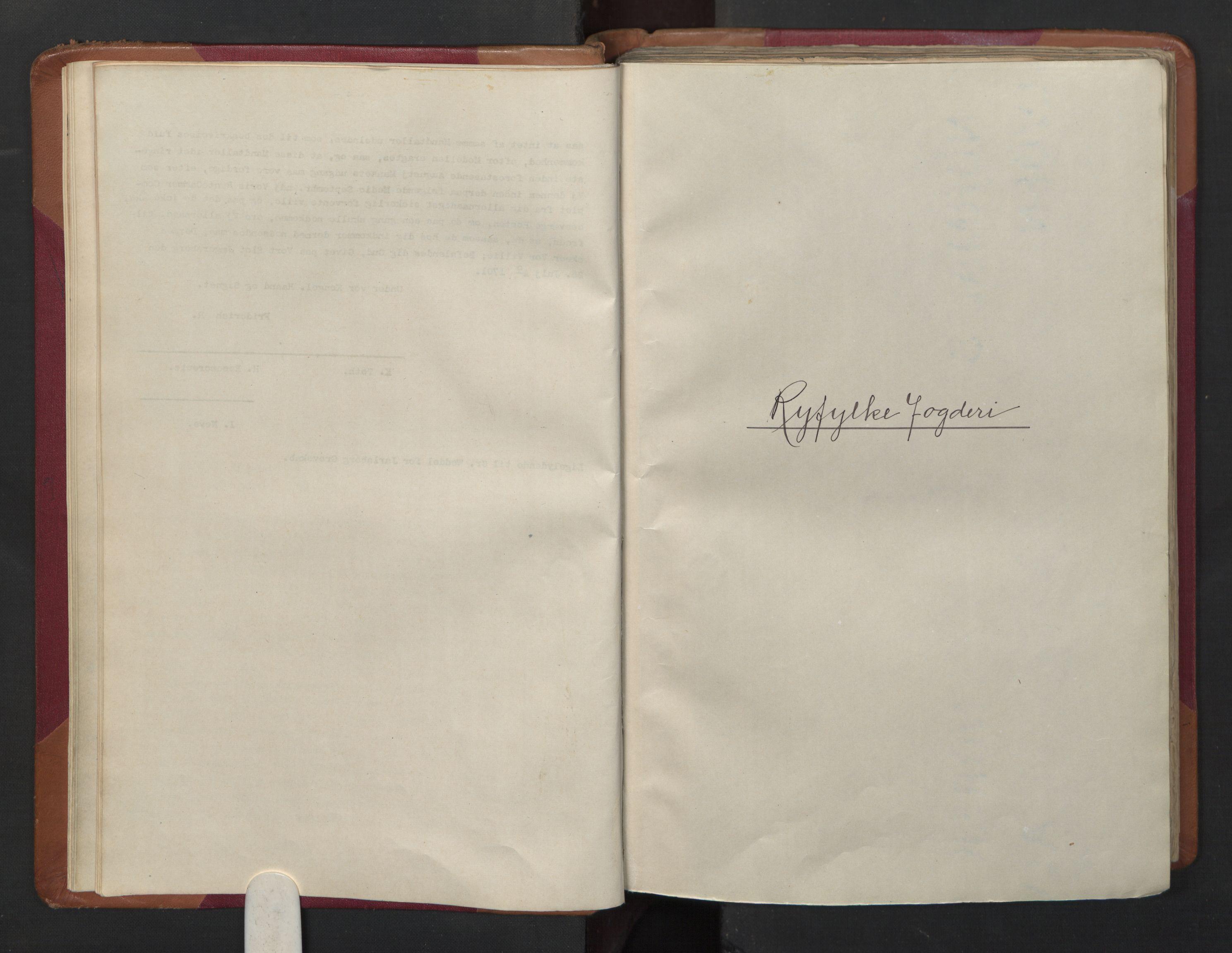 RA, Manntallet 1701, nr. 5: Ryfylke fogderi, 1701, s. upaginert