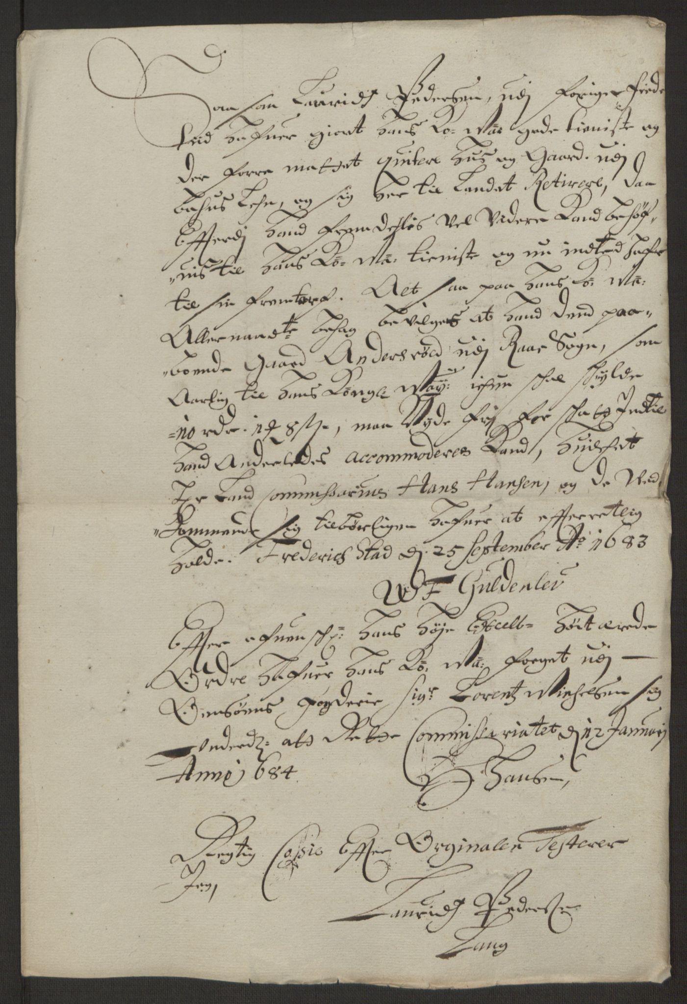 RA, Rentekammeret inntil 1814, Reviderte regnskaper, Fogderegnskap, R03/L0118: Fogderegnskap Onsøy, Tune, Veme og Åbygge fogderi, 1684-1689, s. 167