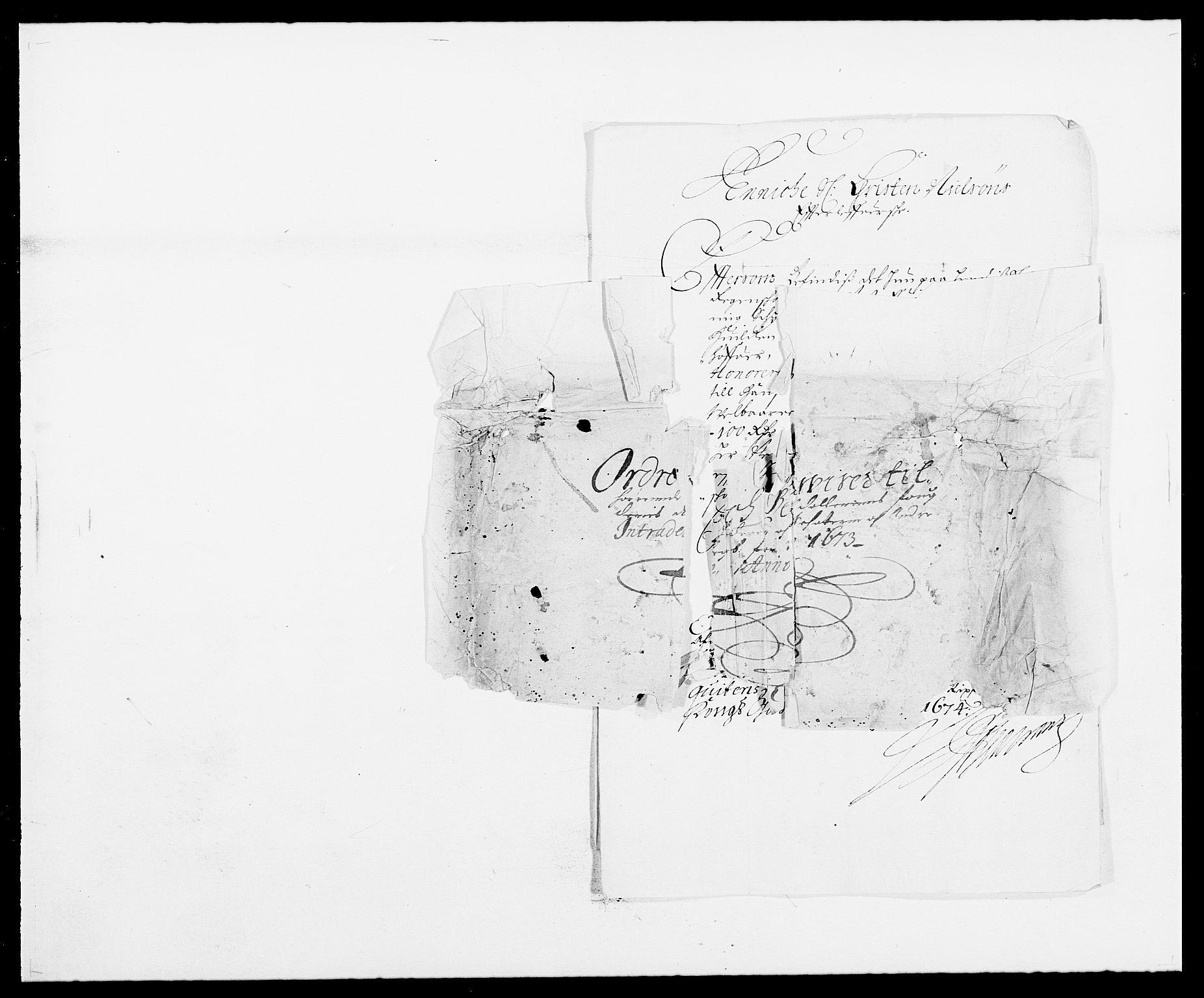 RA, Rentekammeret inntil 1814, Reviderte regnskaper, Fogderegnskap, R46/L2714: Fogderegnskap Jæren og Dalane, 1673-1674, s. 119