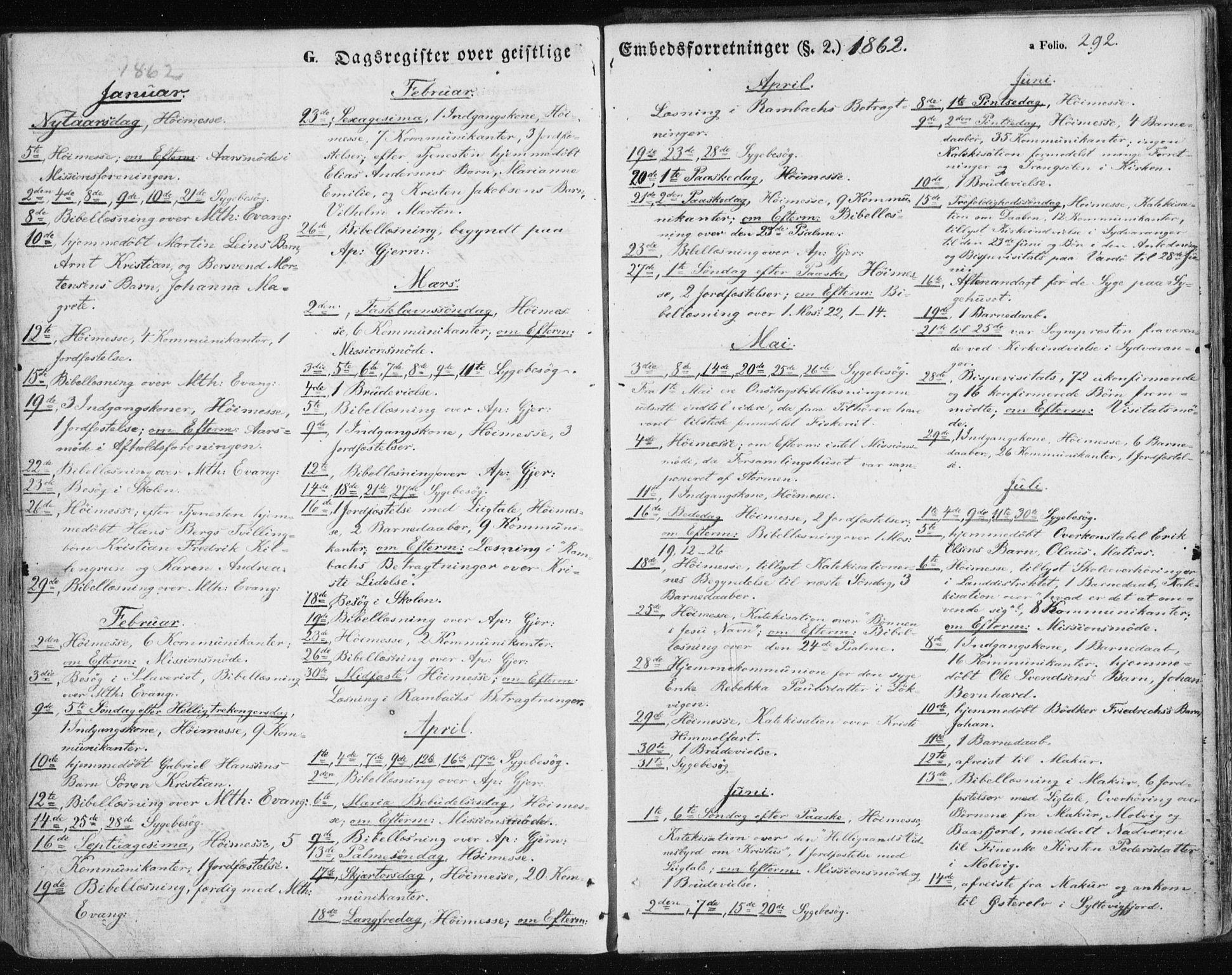 SATØ, Vardø sokneprestkontor, H/Ha/L0004kirke: Ministerialbok nr. 4, 1862-1871, s. 292