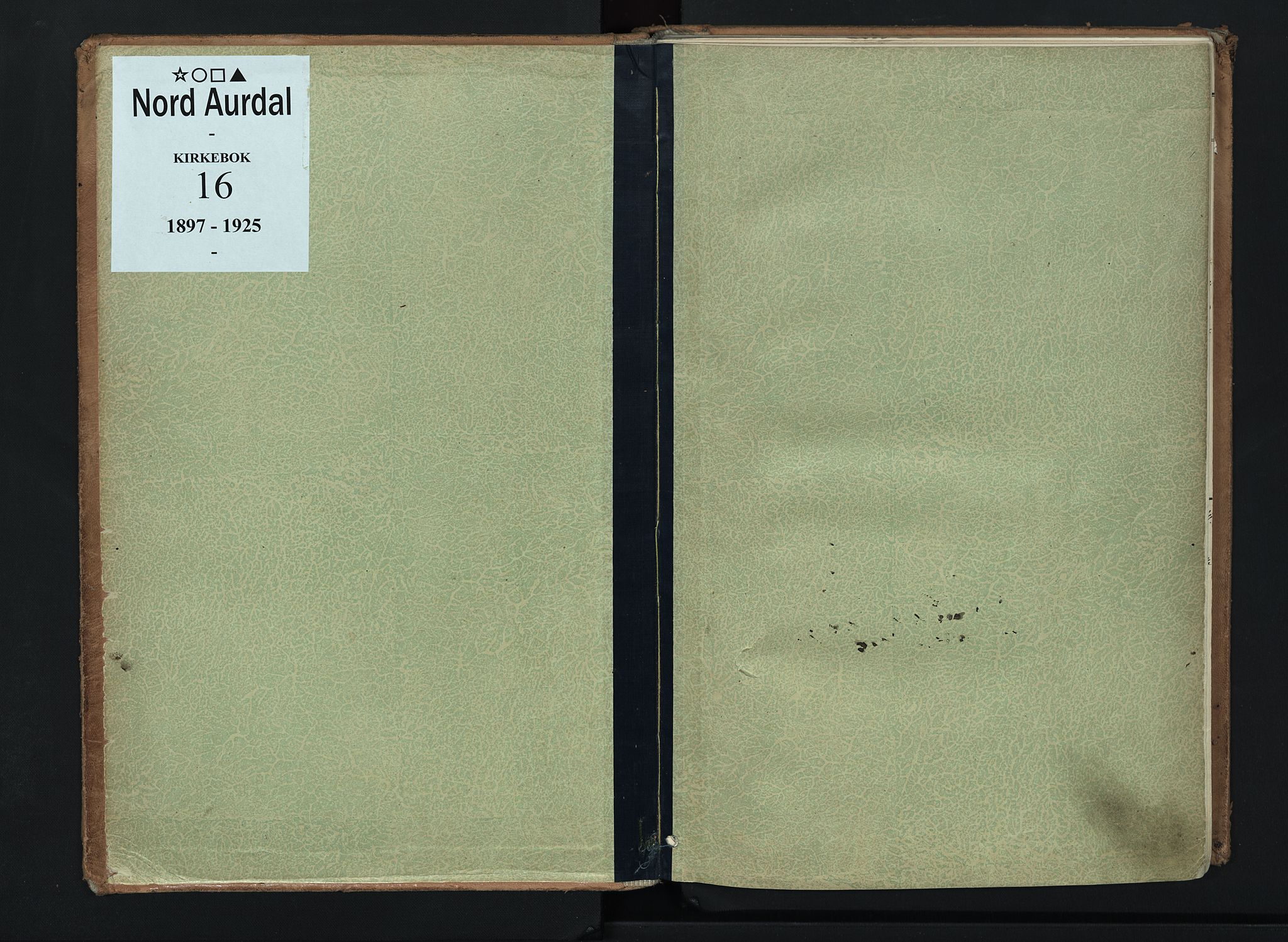 SAH, Nord-Aurdal prestekontor, Ministerialbok nr. 16, 1897-1925