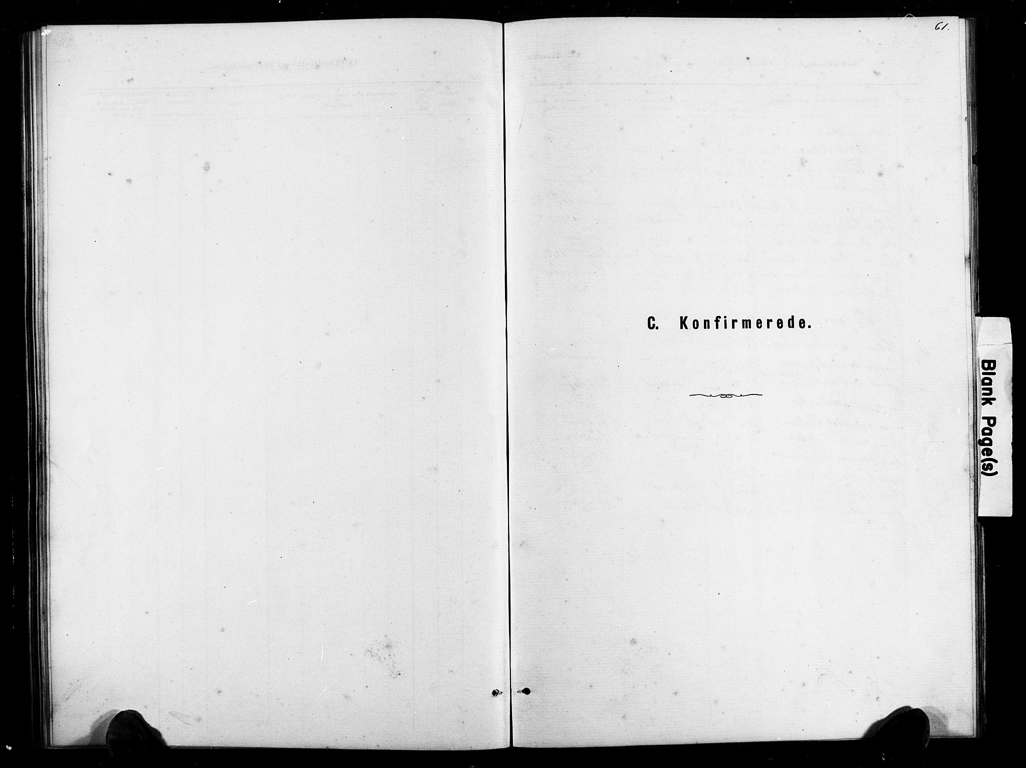 SAK, Herefoss sokneprestkontor, F/Fb/Fbb/L0002: Klokkerbok nr. B 2, 1879-1894, s. 53