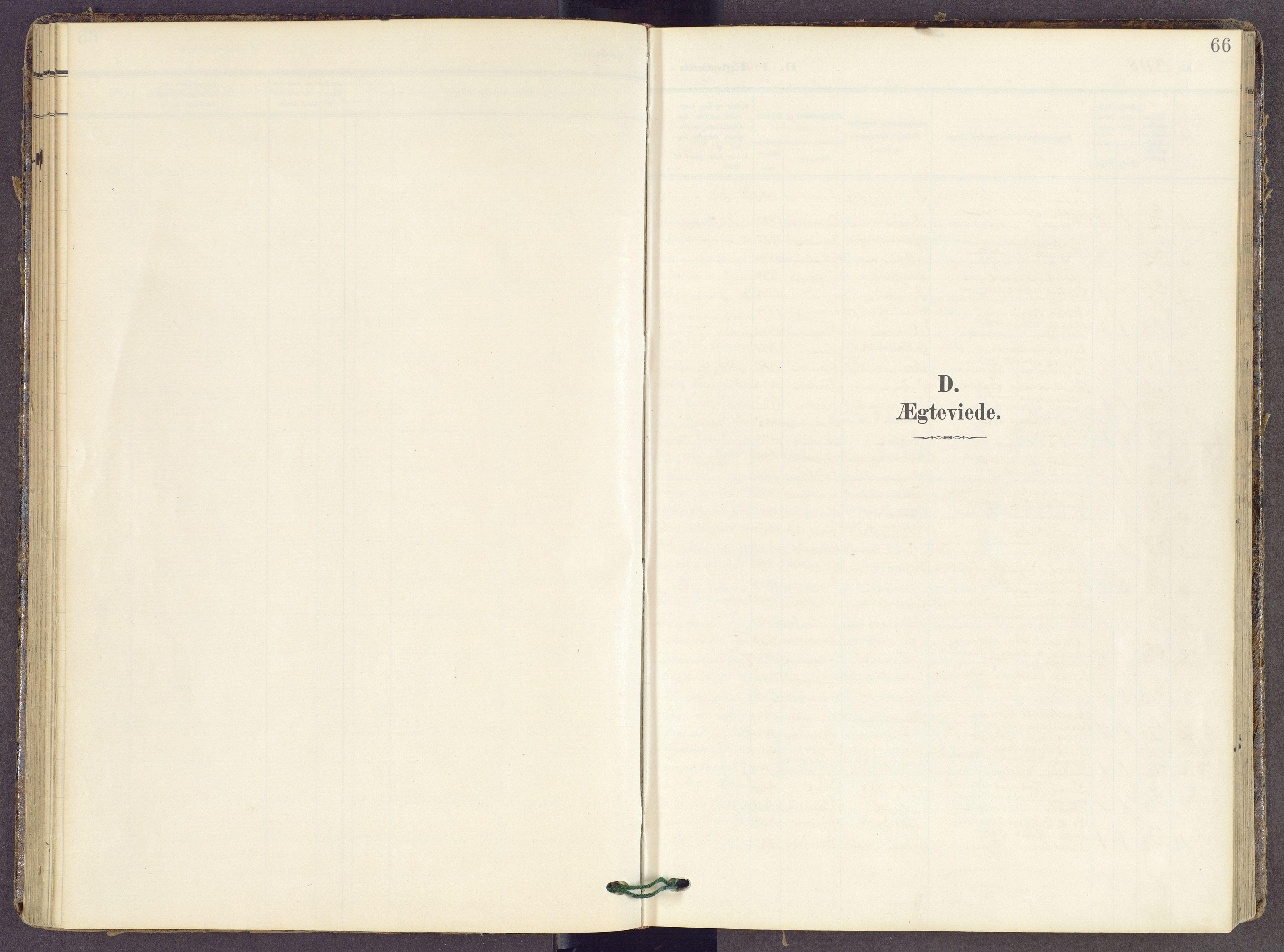 SAH, Gran prestekontor, Ministerialbok nr. 22, 1908-1918, s. 66