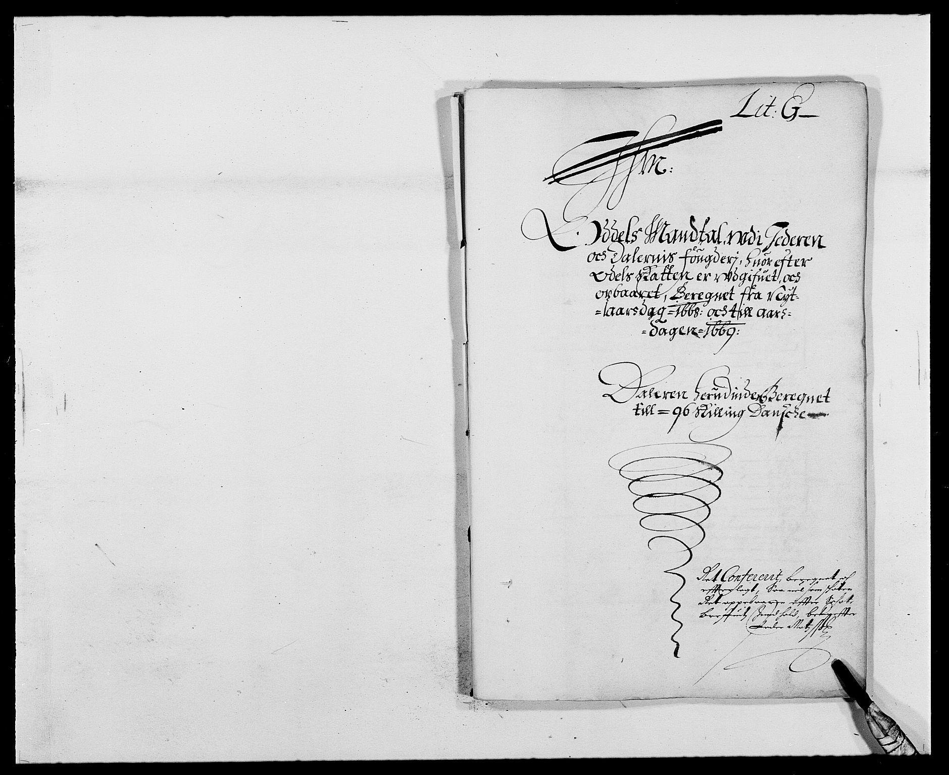 RA, Rentekammeret inntil 1814, Reviderte regnskaper, Fogderegnskap, R46/L2711: Fogderegnskap Jæren og Dalane, 1668-1670, s. 140