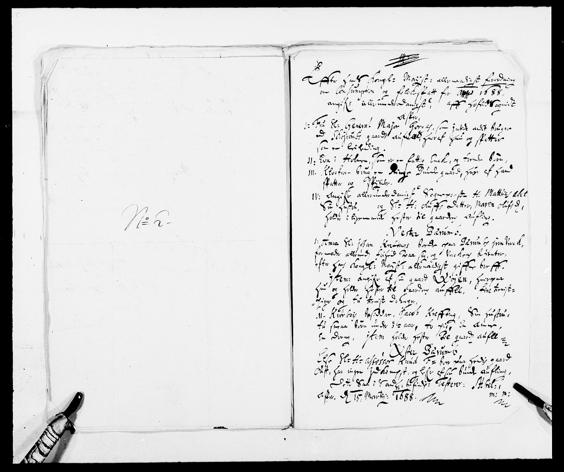 RA, Rentekammeret inntil 1814, Reviderte regnskaper, Fogderegnskap, R08/L0422: Fogderegnskap Aker, 1684-1686, s. 359