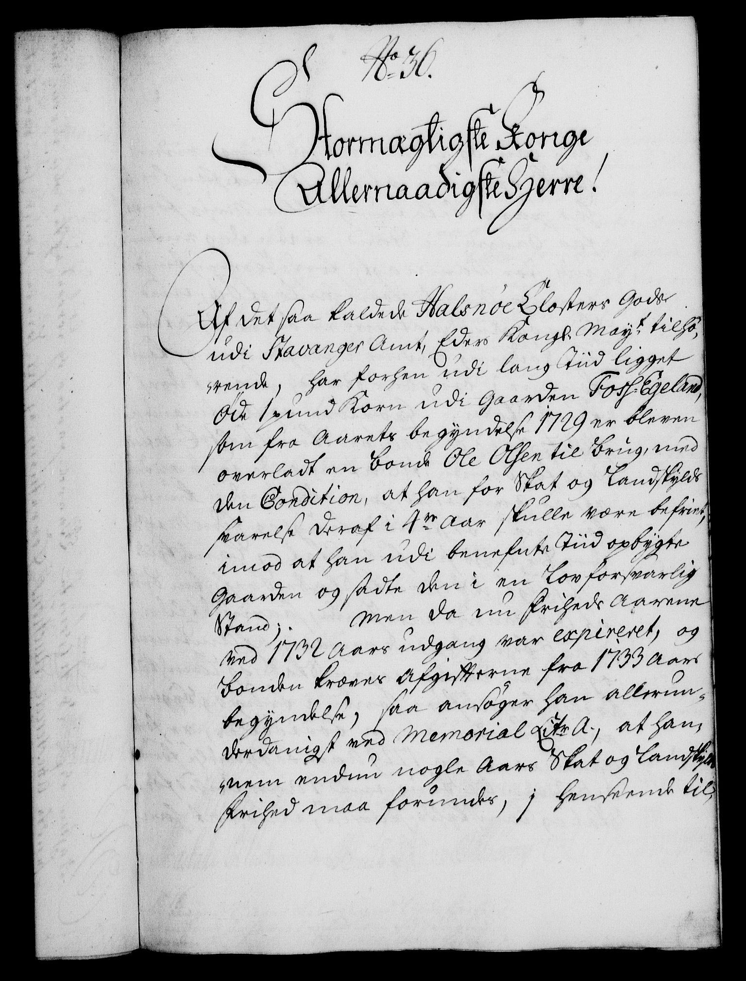 RA, Rentekammeret, Kammerkanselliet, G/Gf/Gfa/L0017: Norsk relasjons- og resolusjonsprotokoll (merket RK 52.17), 1734, s. 191