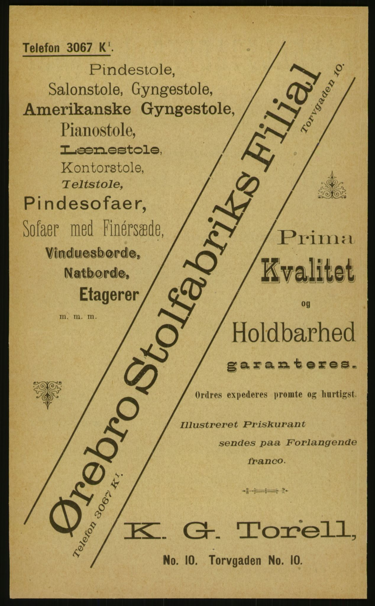 PUBL, Kristiania/Oslo adressebok, 1897